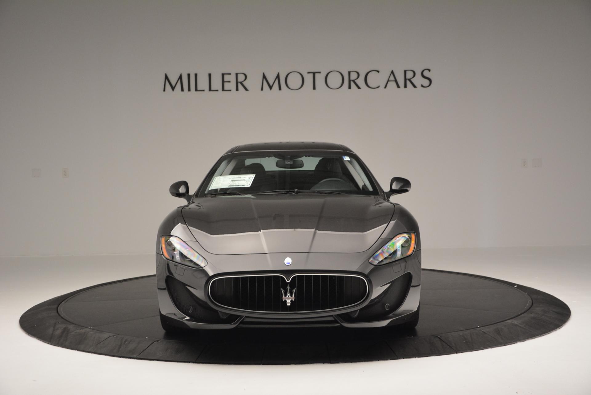 New 2016 Maserati GranTurismo Sport For Sale In Greenwich, CT 165_p12