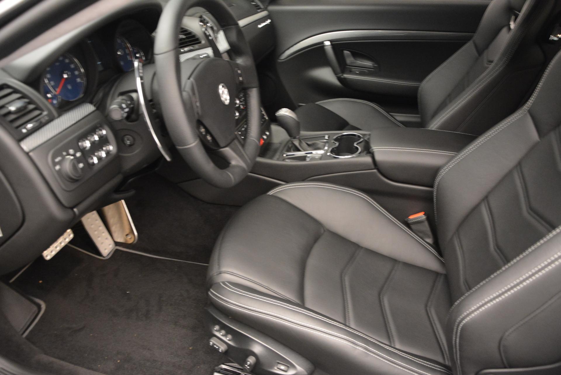 New 2016 Maserati GranTurismo Sport For Sale In Greenwich, CT 165_p14