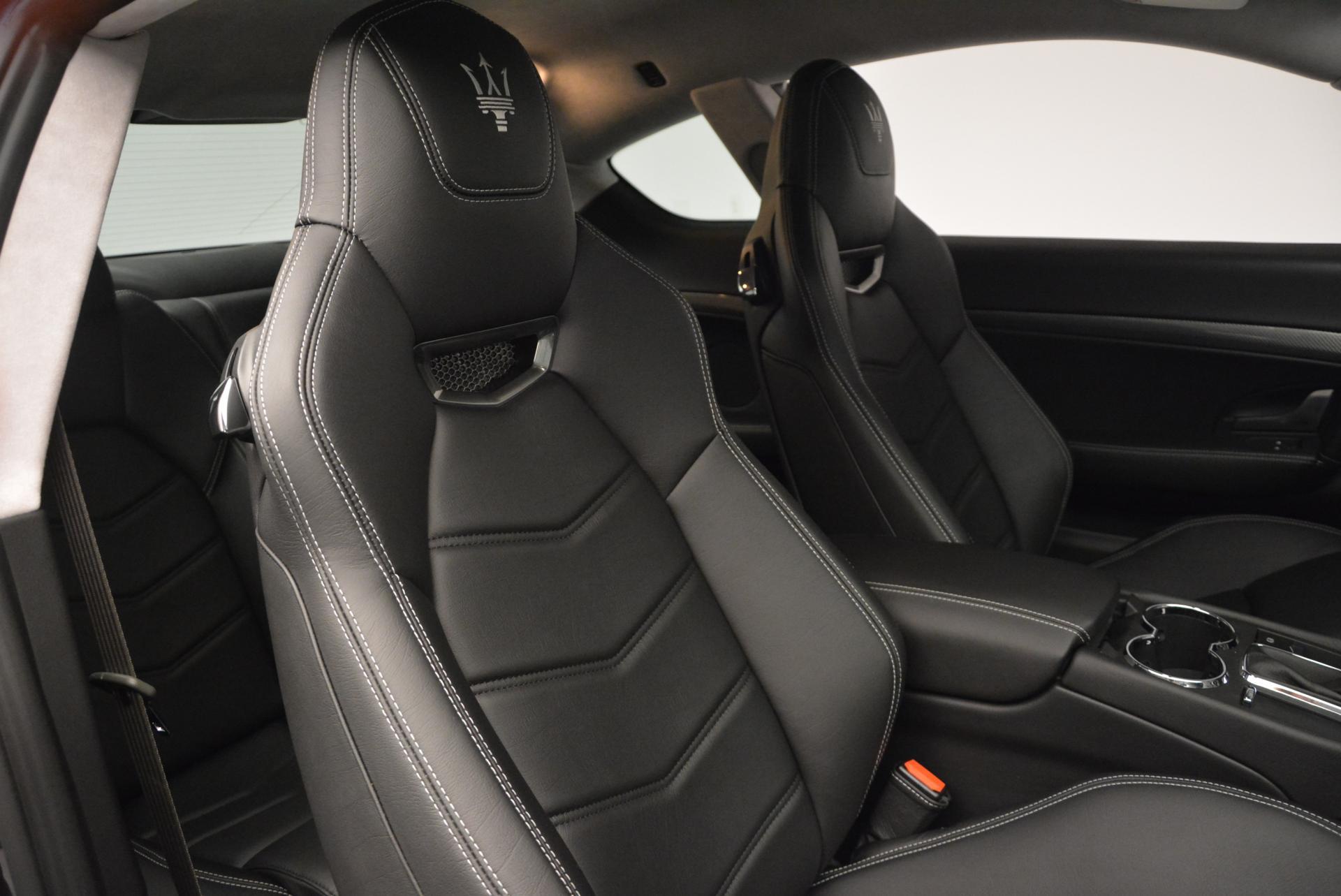 New 2016 Maserati GranTurismo Sport For Sale In Greenwich, CT 165_p20