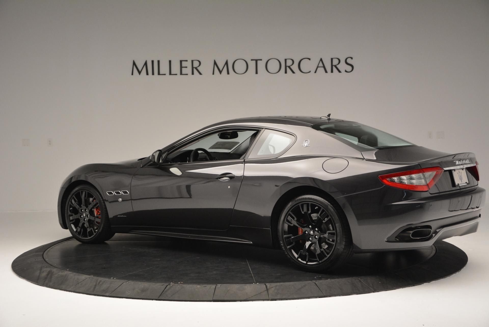 New 2016 Maserati GranTurismo Sport For Sale In Greenwich, CT 165_p4