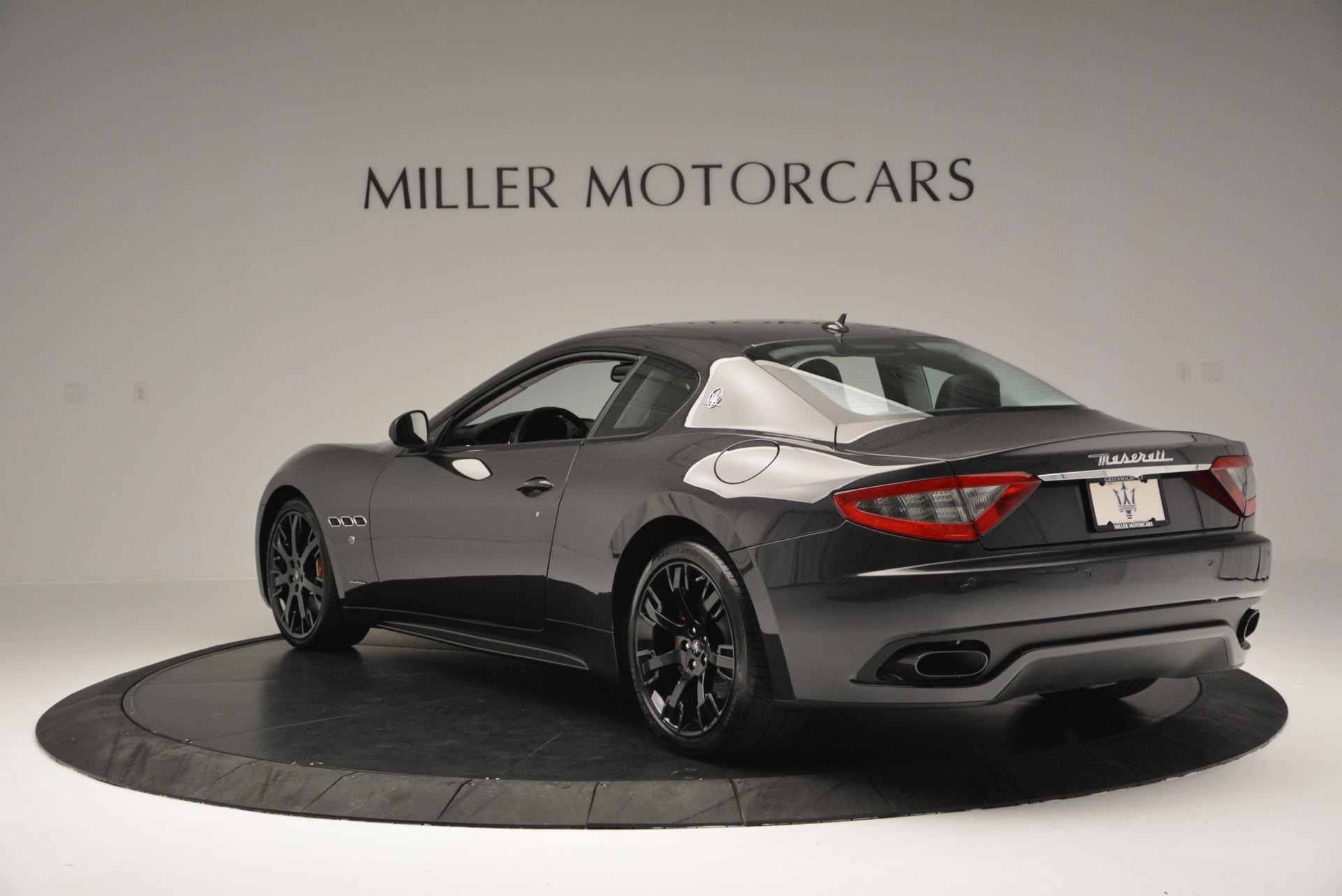 New 2016 Maserati GranTurismo Sport For Sale In Greenwich, CT 165_p5