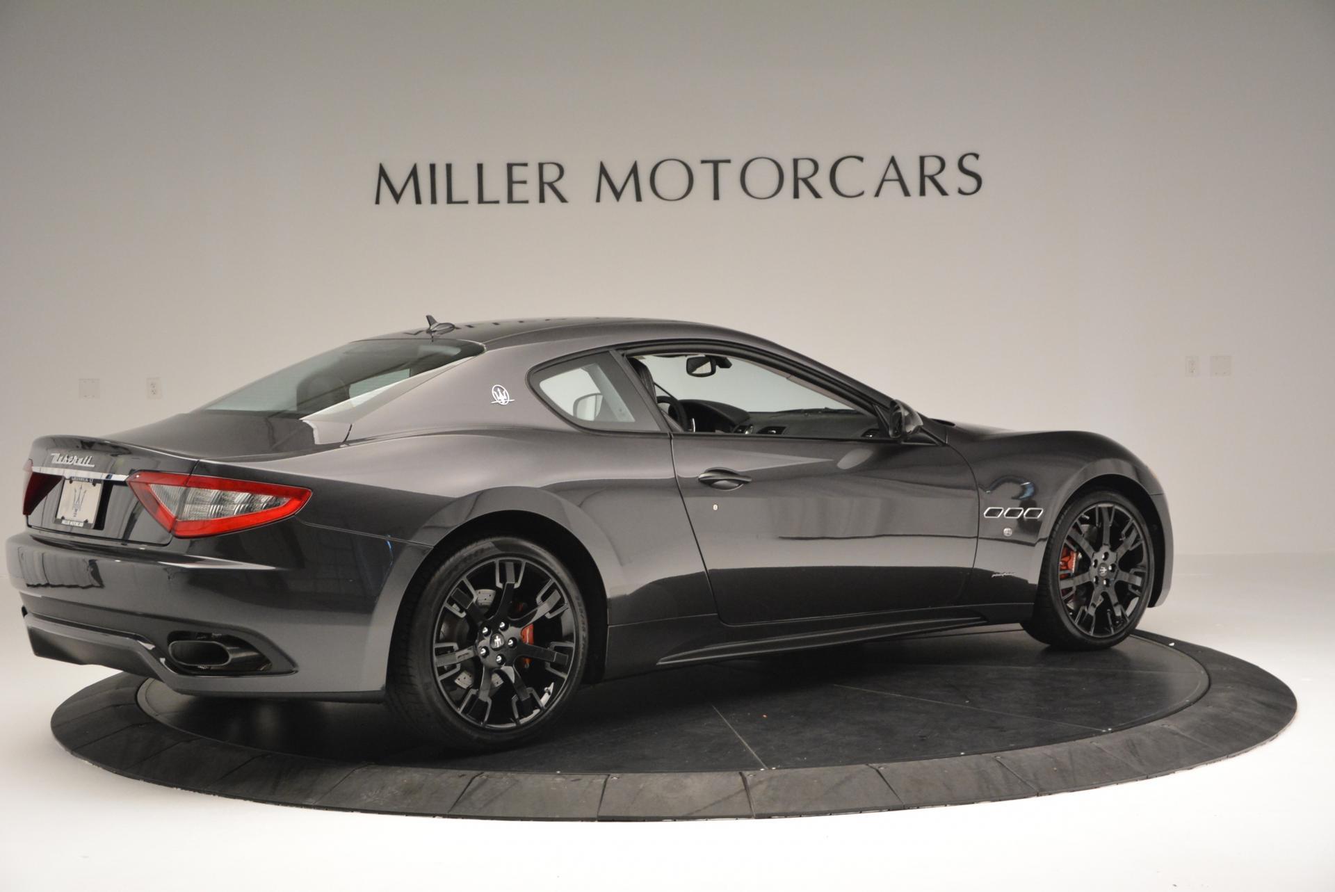 New 2016 Maserati GranTurismo Sport For Sale In Greenwich, CT 165_p8