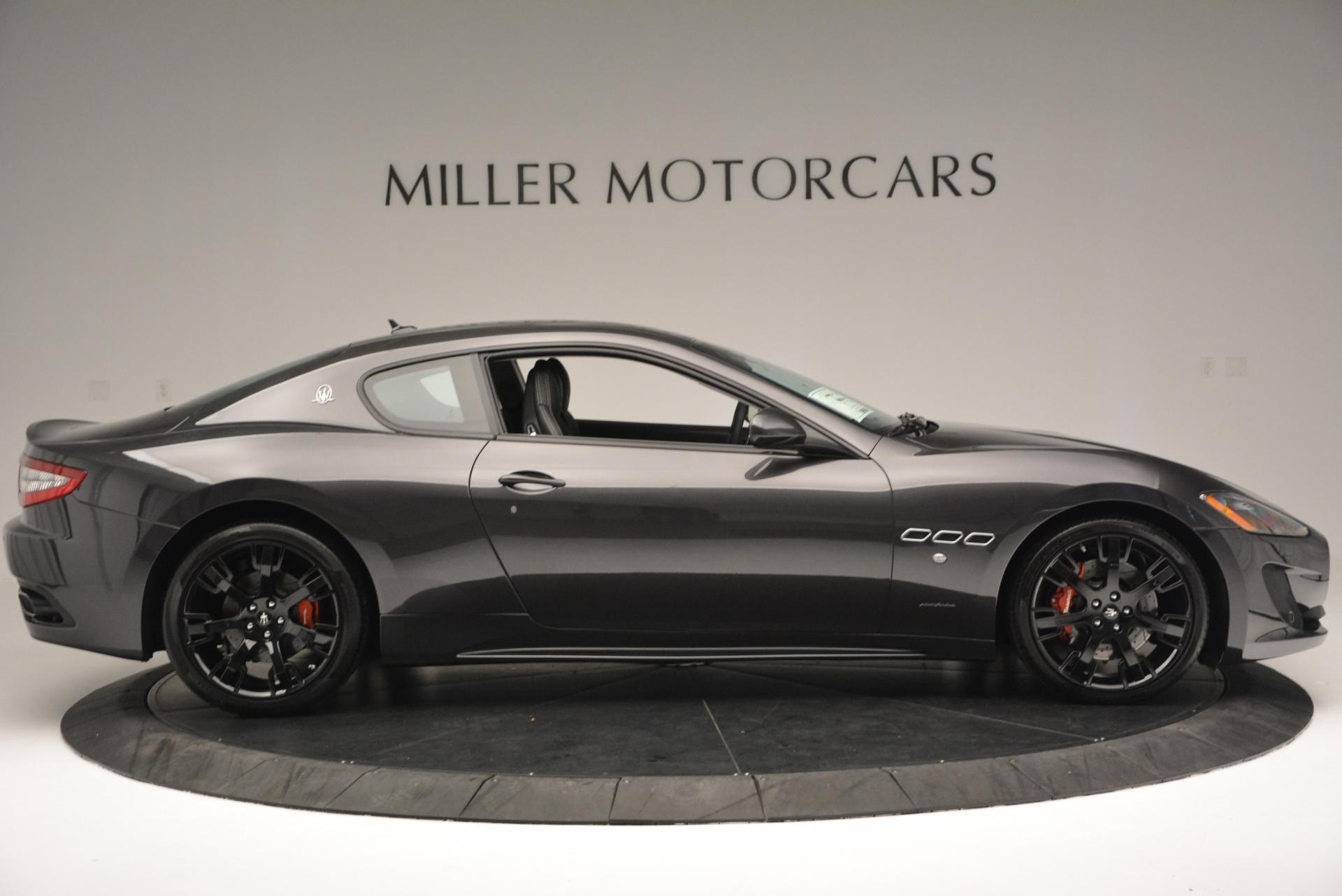 New 2016 Maserati GranTurismo Sport For Sale In Greenwich, CT 165_p9