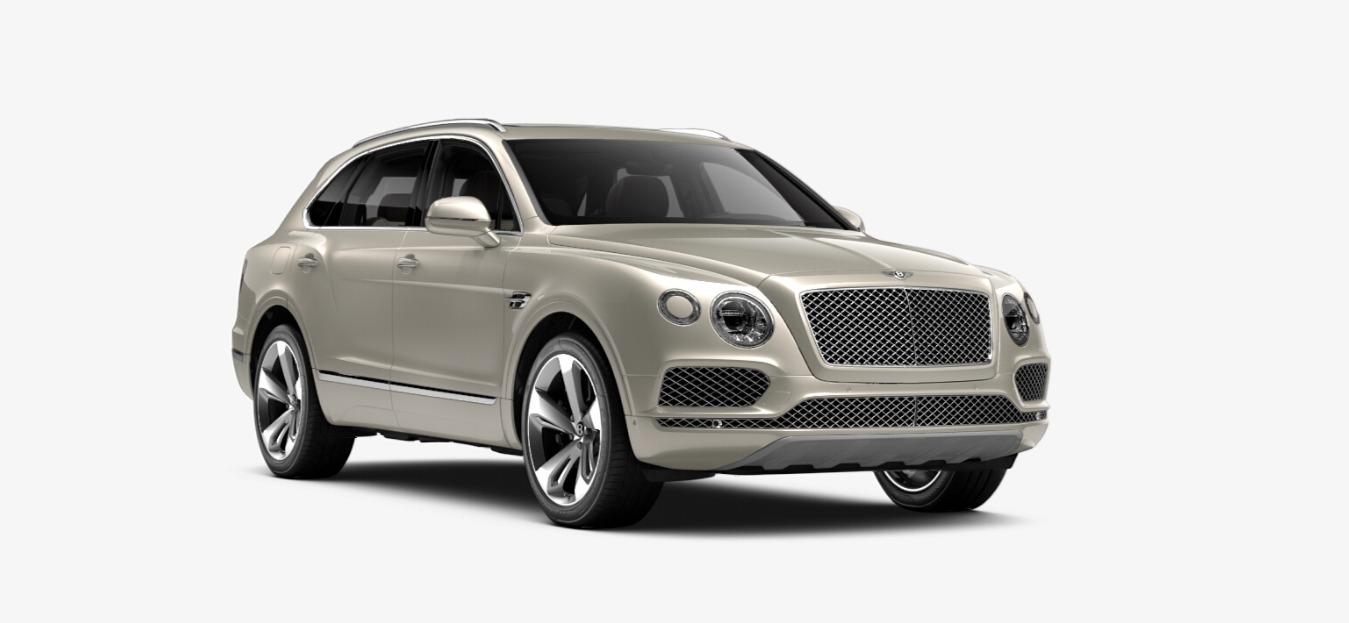 New 2018 Bentley Bentayga Signature For Sale In Greenwich, CT 1652_main