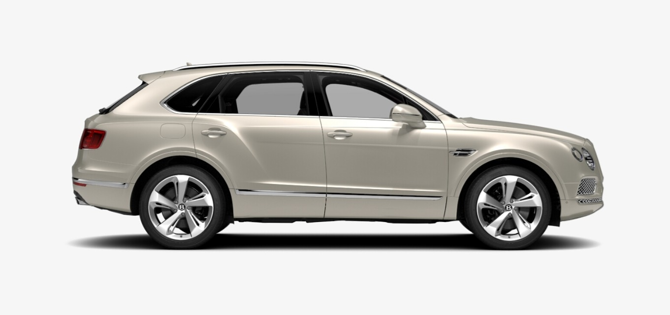 New 2018 Bentley Bentayga Signature For Sale In Greenwich, CT 1652_p2