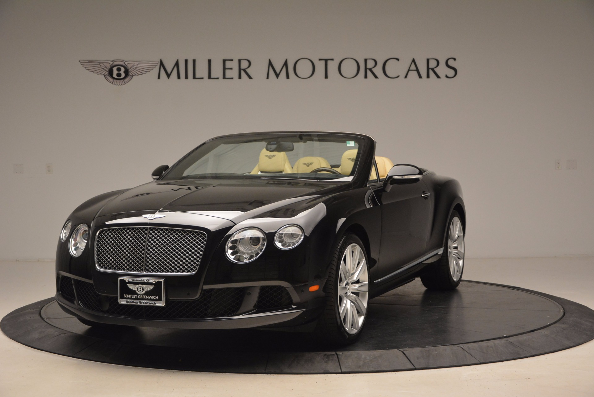 Used 2012 Bentley Continental GT W12 For Sale In Greenwich, CT 1656_main