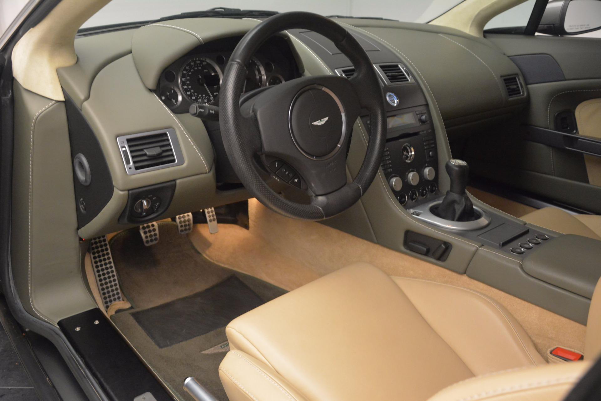 Used 2006 Aston Martin V8 Vantage  For Sale In Greenwich, CT 1658_p14