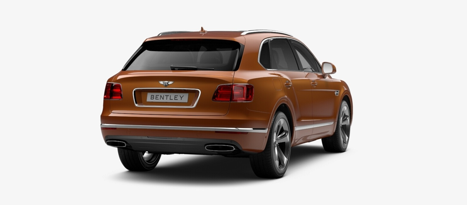 New 2018 Bentley Bentayga Signature For Sale In Greenwich, CT 1659_p3