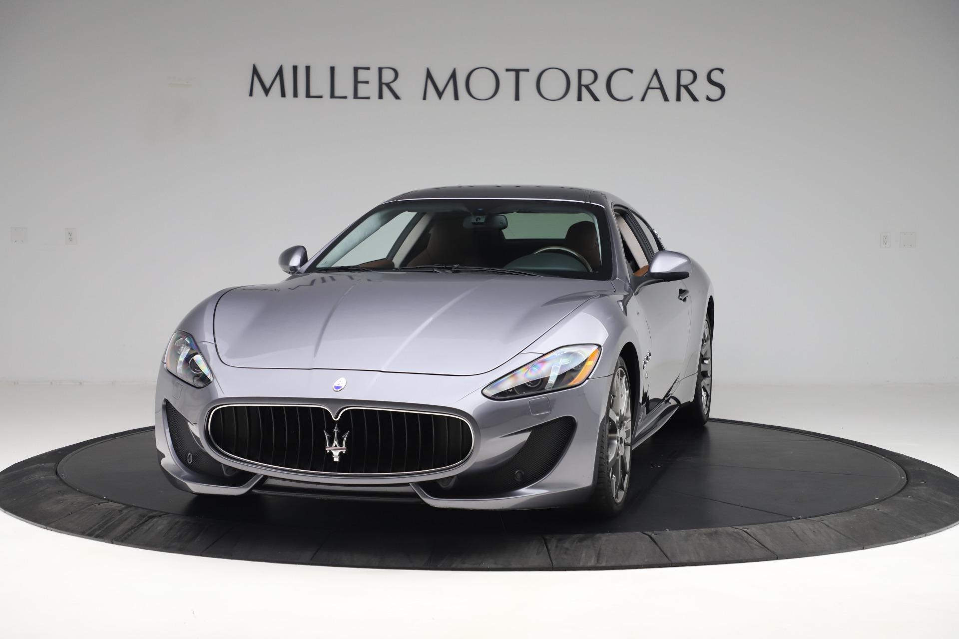 New 2016 Maserati GranTurismo Sport- TEST DRIVE SPECIAL For Sale In Greenwich, CT 166_main