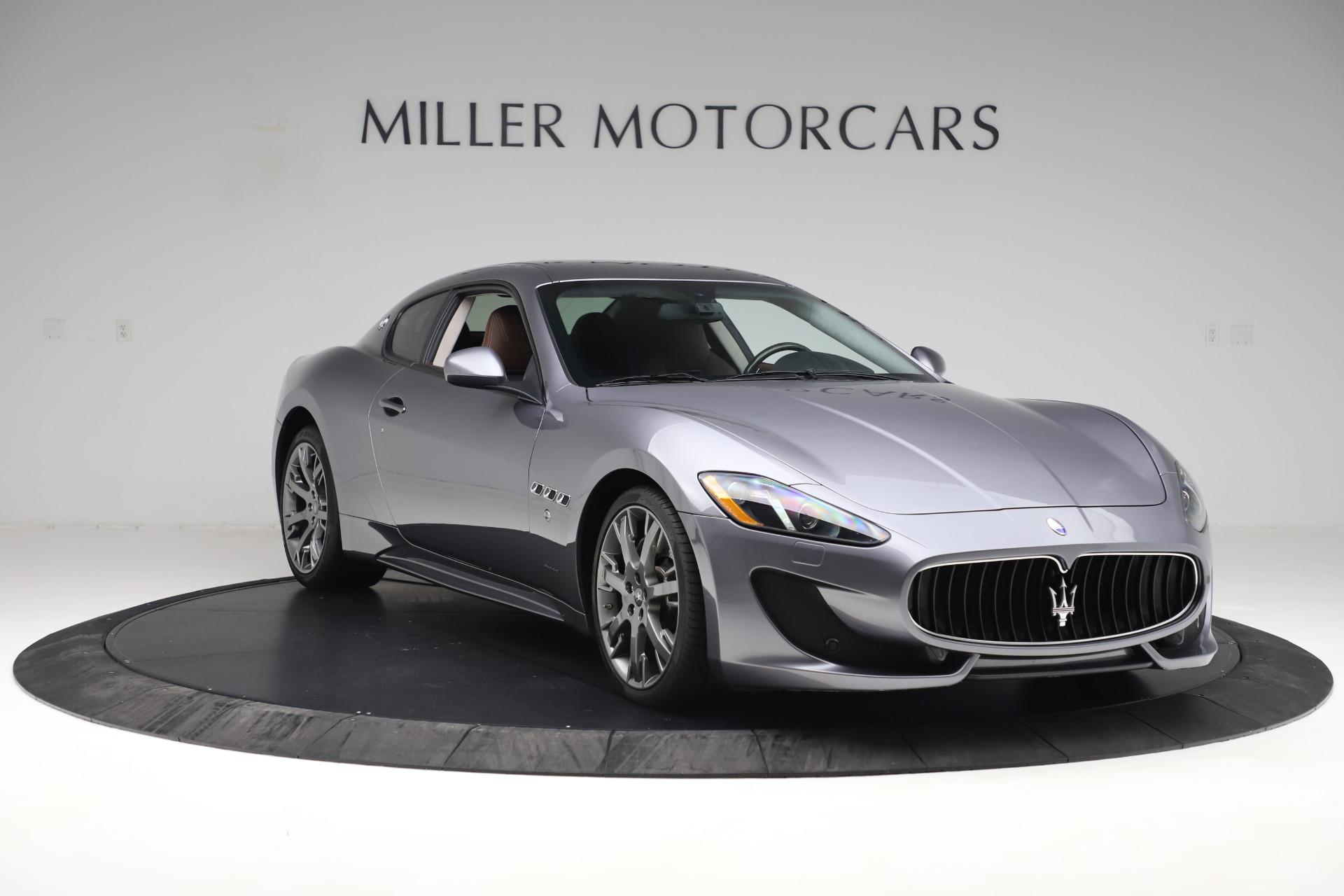 New 2016 Maserati GranTurismo Sport- TEST DRIVE SPECIAL For Sale In Greenwich, CT 166_p11