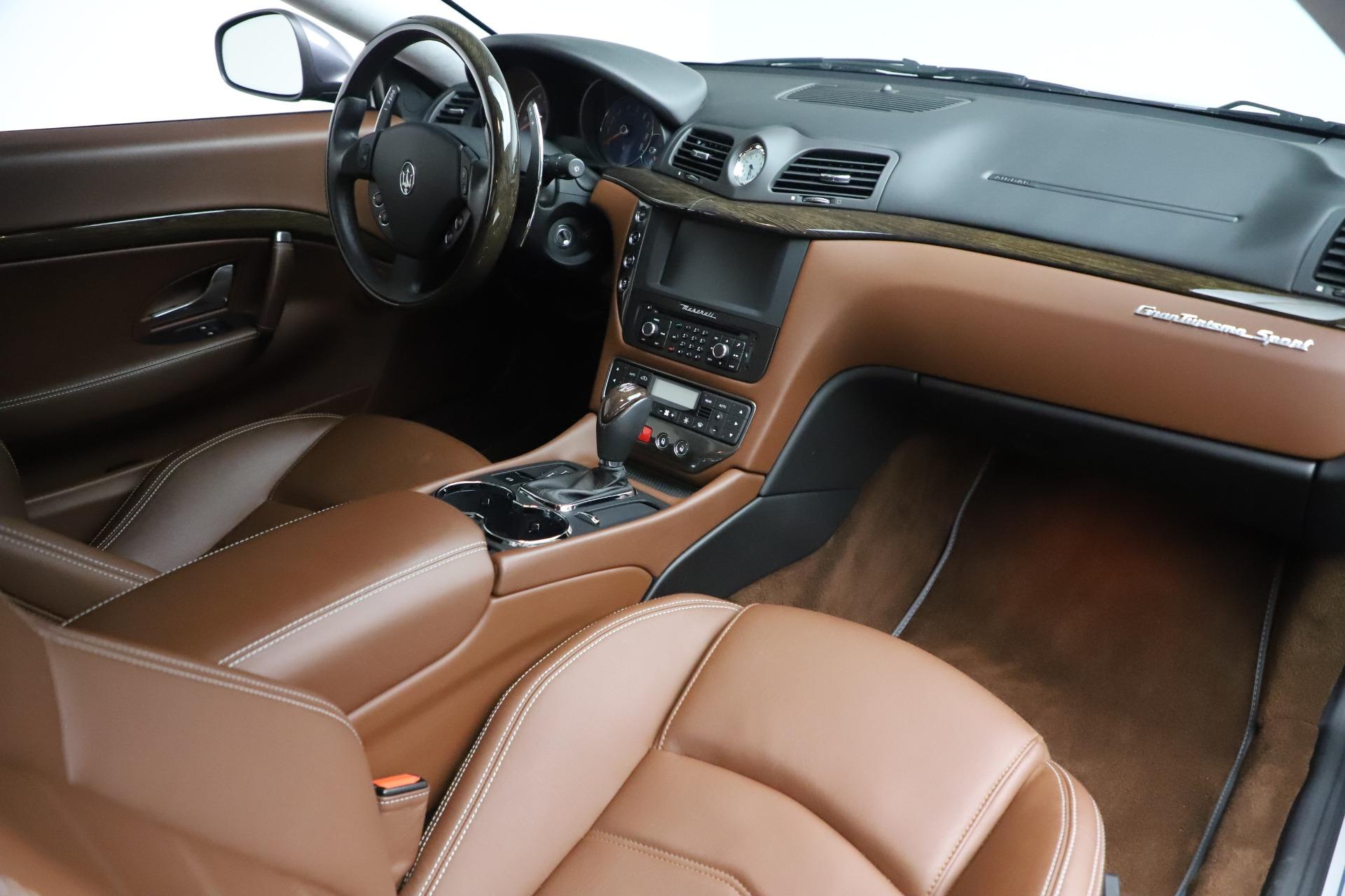 New 2016 Maserati GranTurismo Sport- TEST DRIVE SPECIAL For Sale In Greenwich, CT 166_p18