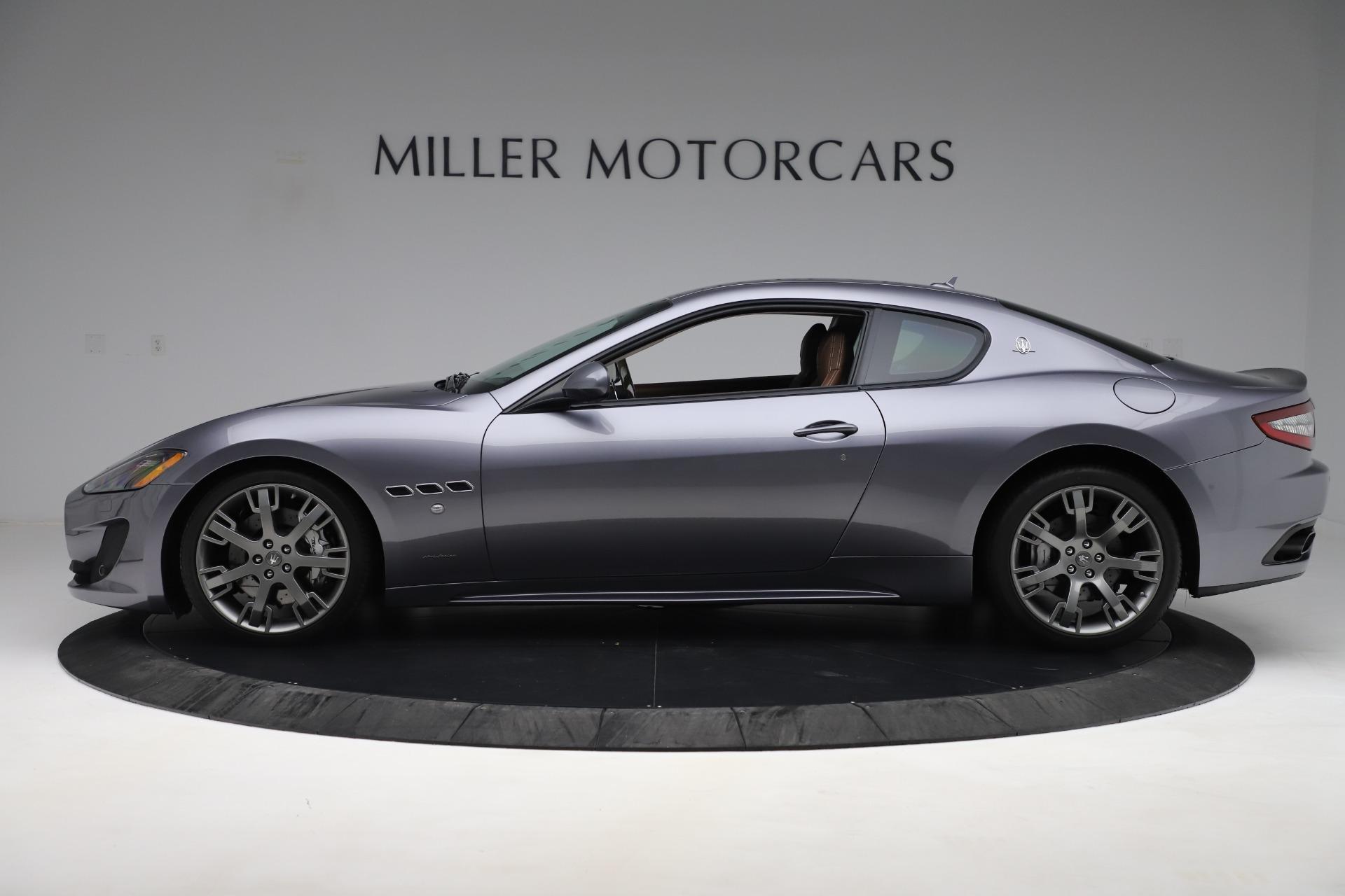New 2016 Maserati GranTurismo Sport- TEST DRIVE SPECIAL For Sale In Greenwich, CT 166_p3