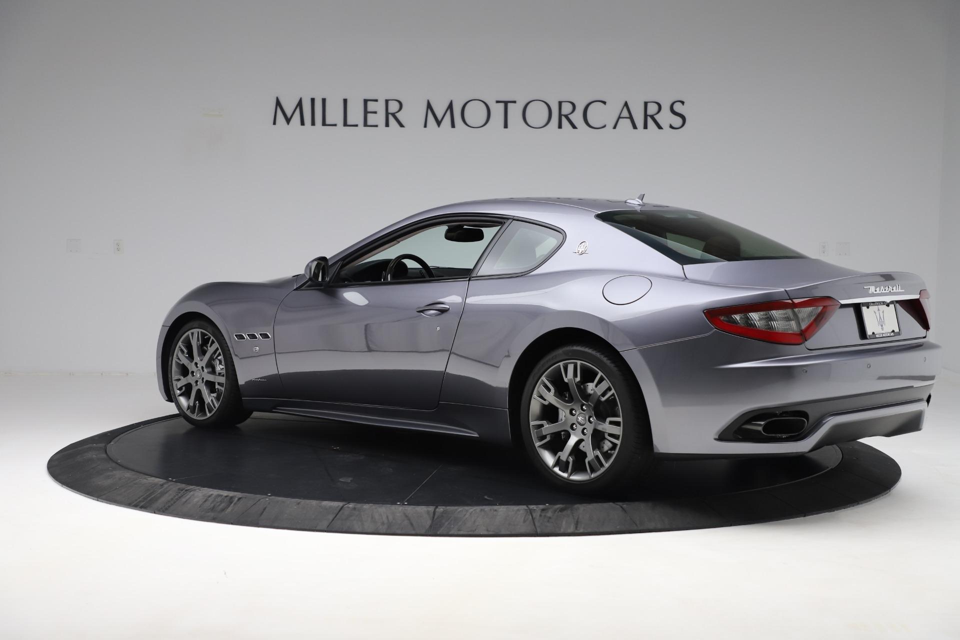 New 2016 Maserati GranTurismo Sport- TEST DRIVE SPECIAL For Sale In Greenwich, CT 166_p4