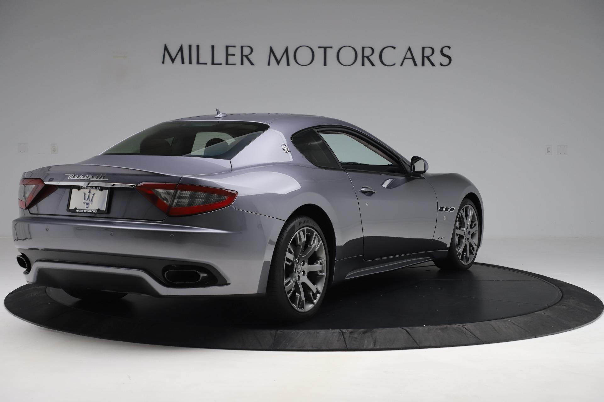 New 2016 Maserati GranTurismo Sport- TEST DRIVE SPECIAL For Sale In Greenwich, CT 166_p7