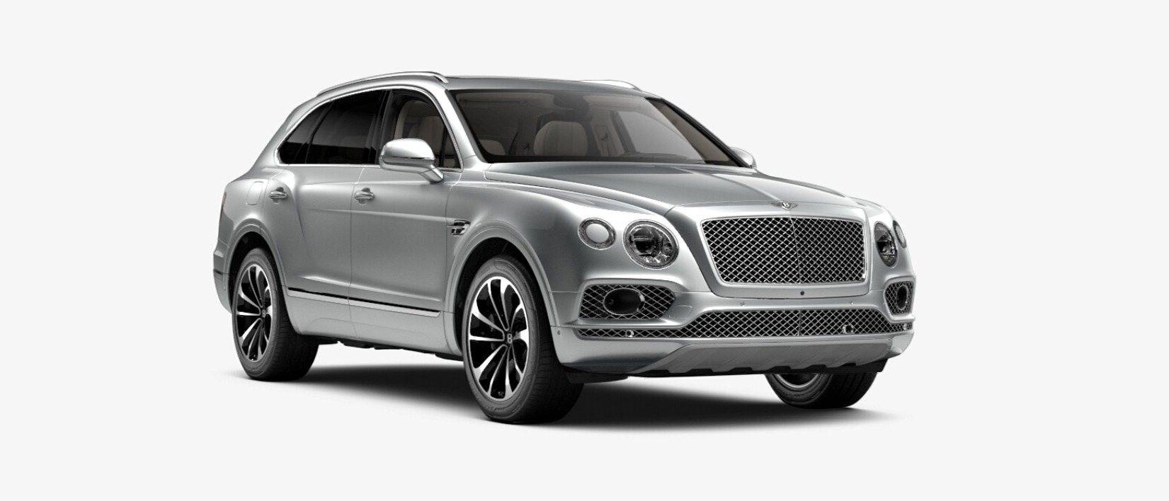 New 2018 Bentley Bentayga Signature For Sale In Greenwich, CT 1660_main