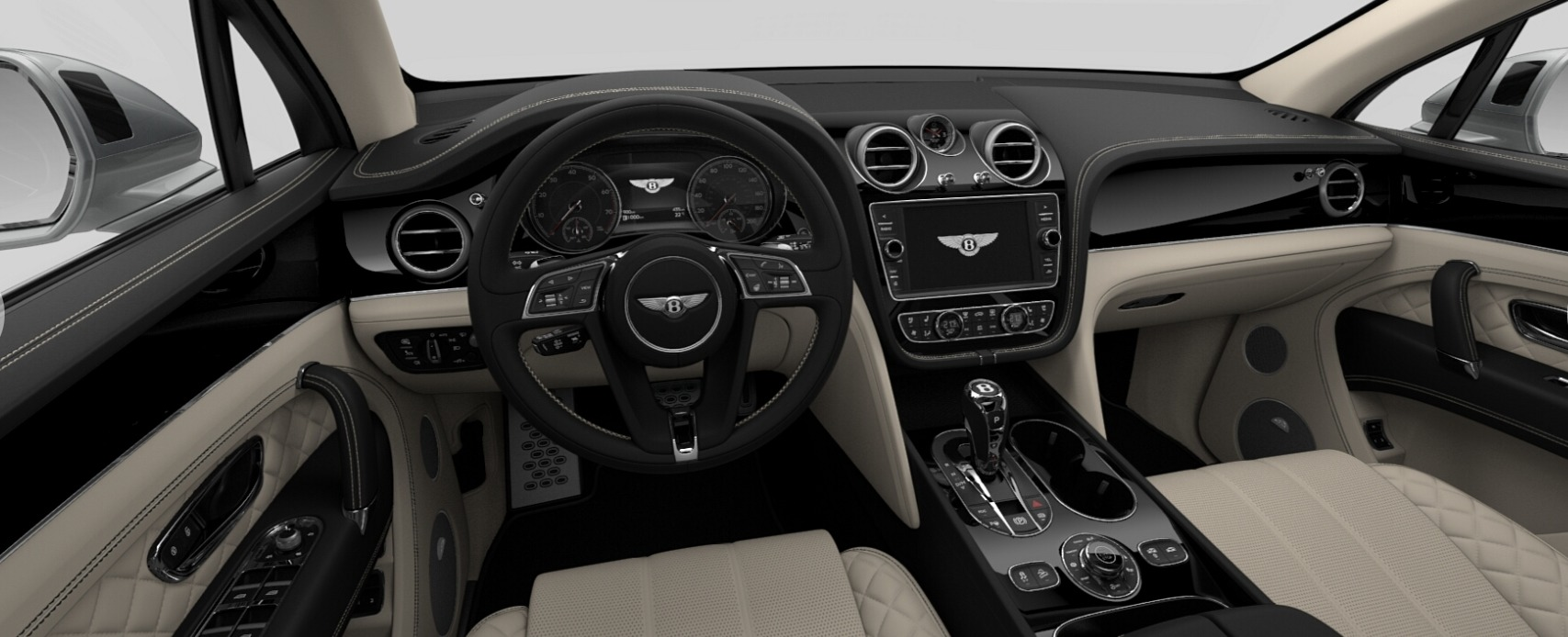 New 2018 Bentley Bentayga Signature For Sale In Greenwich, CT 1660_p6