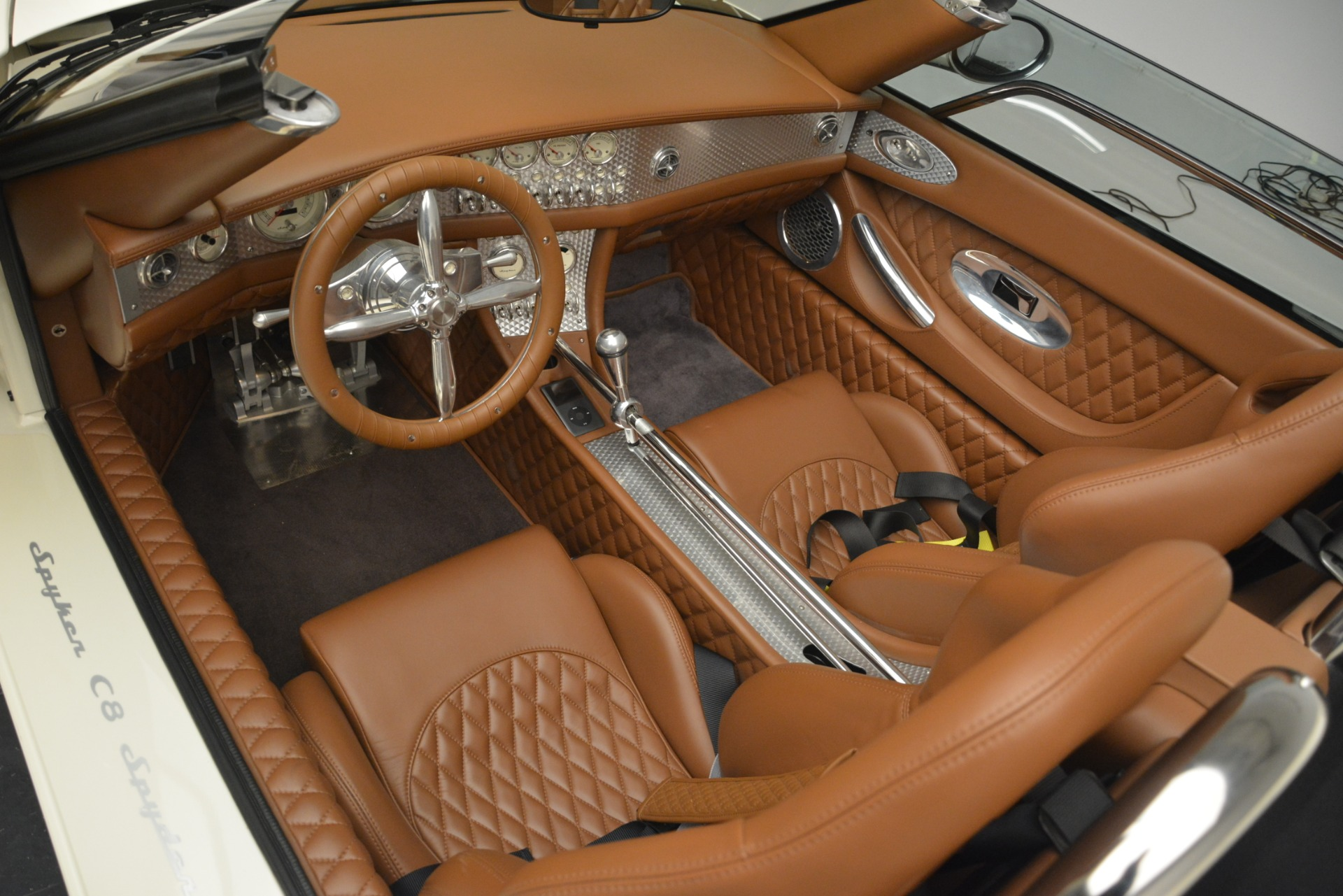 Used 2006 Spyker C8 Spyder  For Sale In Greenwich, CT 1661_p13