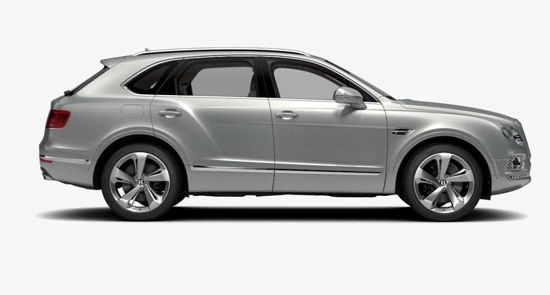 New 2018 Bentley Bentayga Signature For Sale In Greenwich, CT 1662_p2