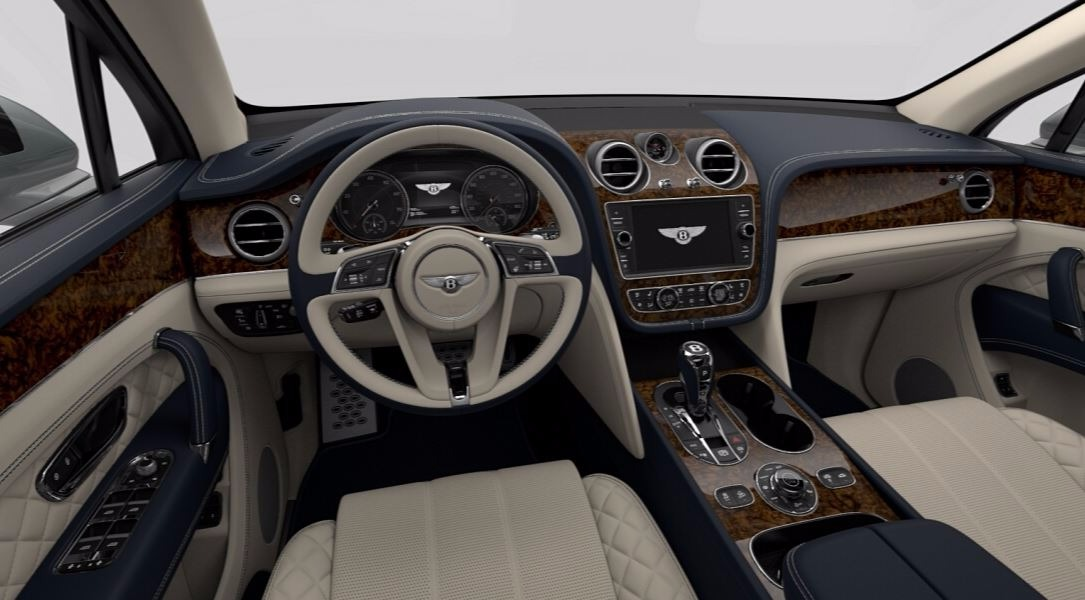 New 2018 Bentley Bentayga Signature For Sale In Greenwich, CT 1662_p6