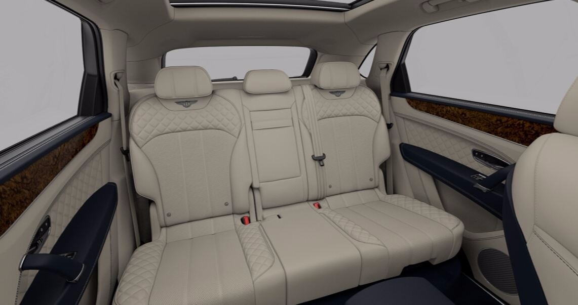 New 2018 Bentley Bentayga Signature For Sale In Greenwich, CT 1662_p9