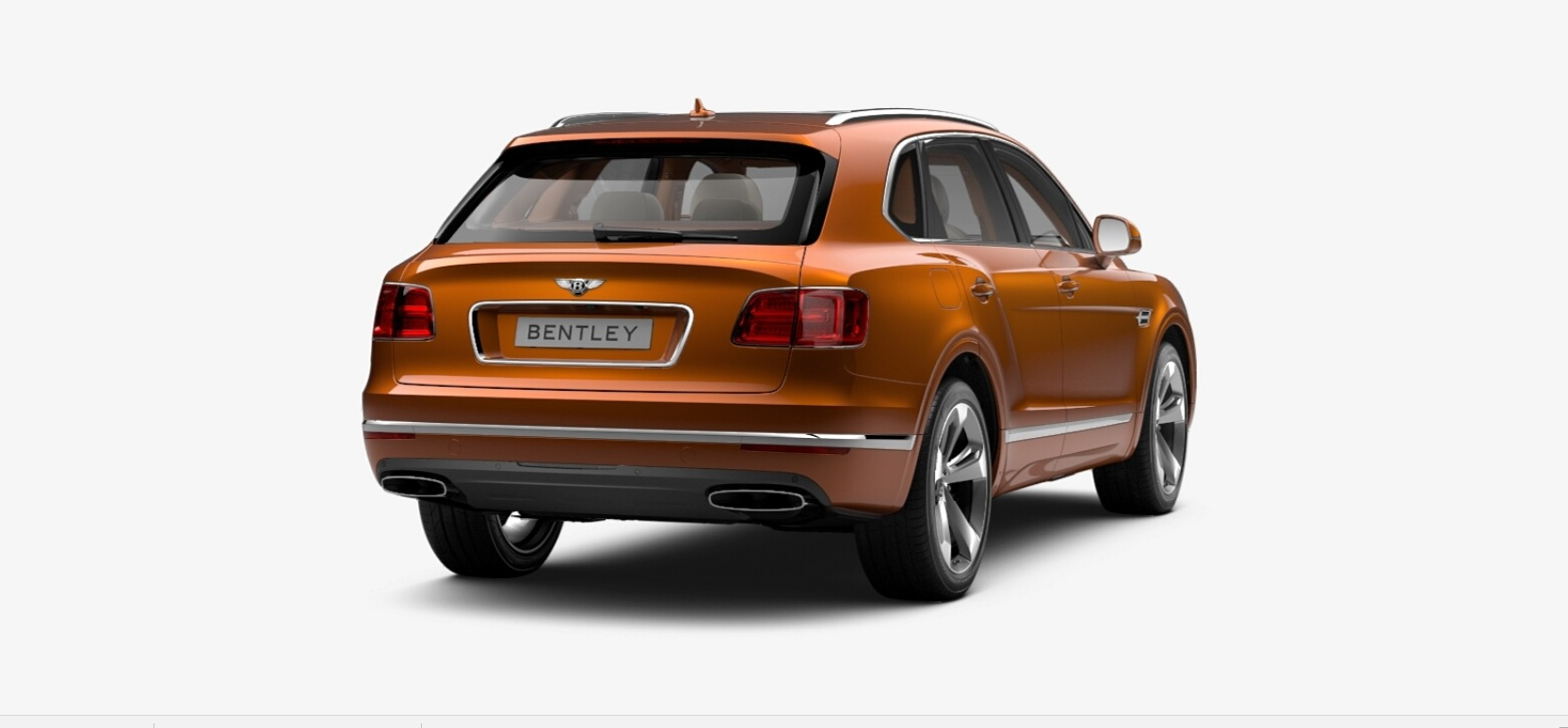 New 2018 Bentley Bentayga Onyx For Sale In Greenwich, CT 1664_p3