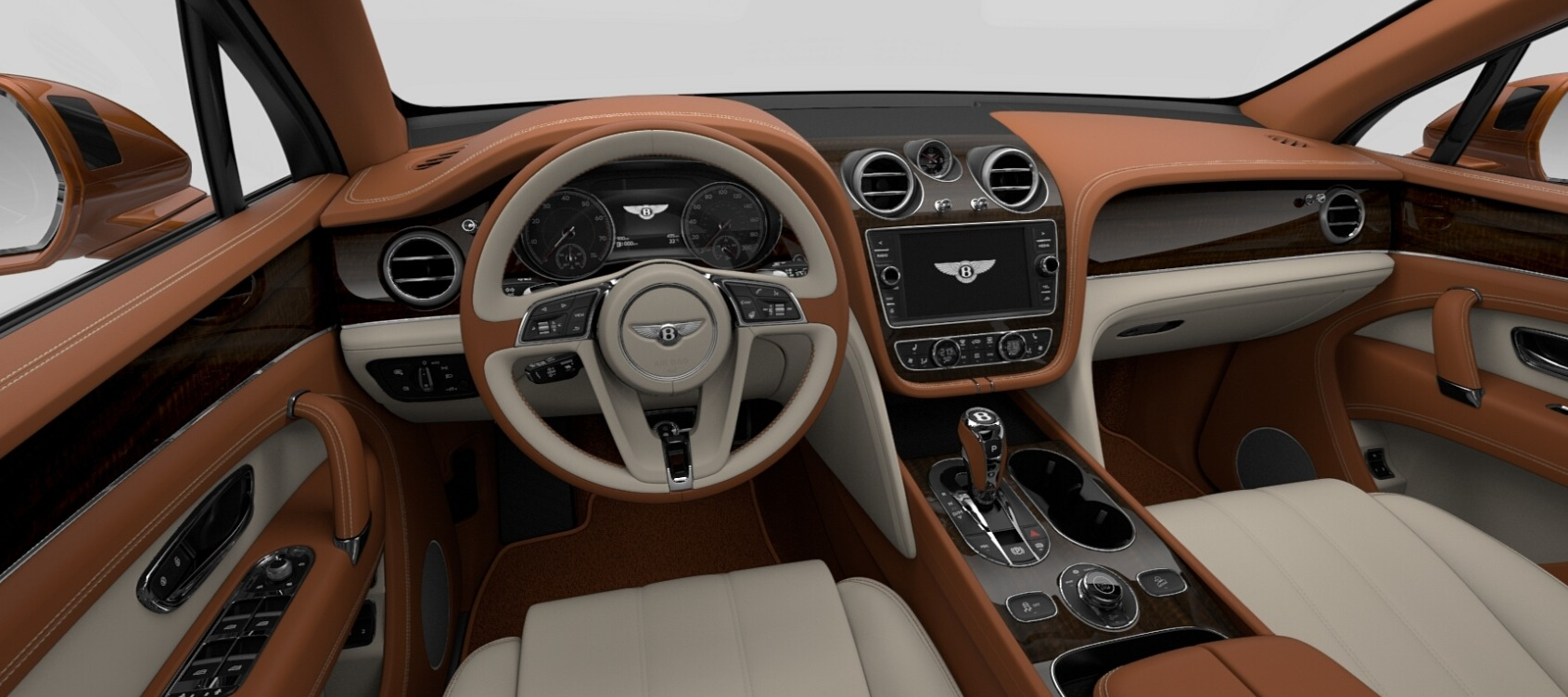 New 2018 Bentley Bentayga Onyx For Sale In Greenwich, CT 1664_p6