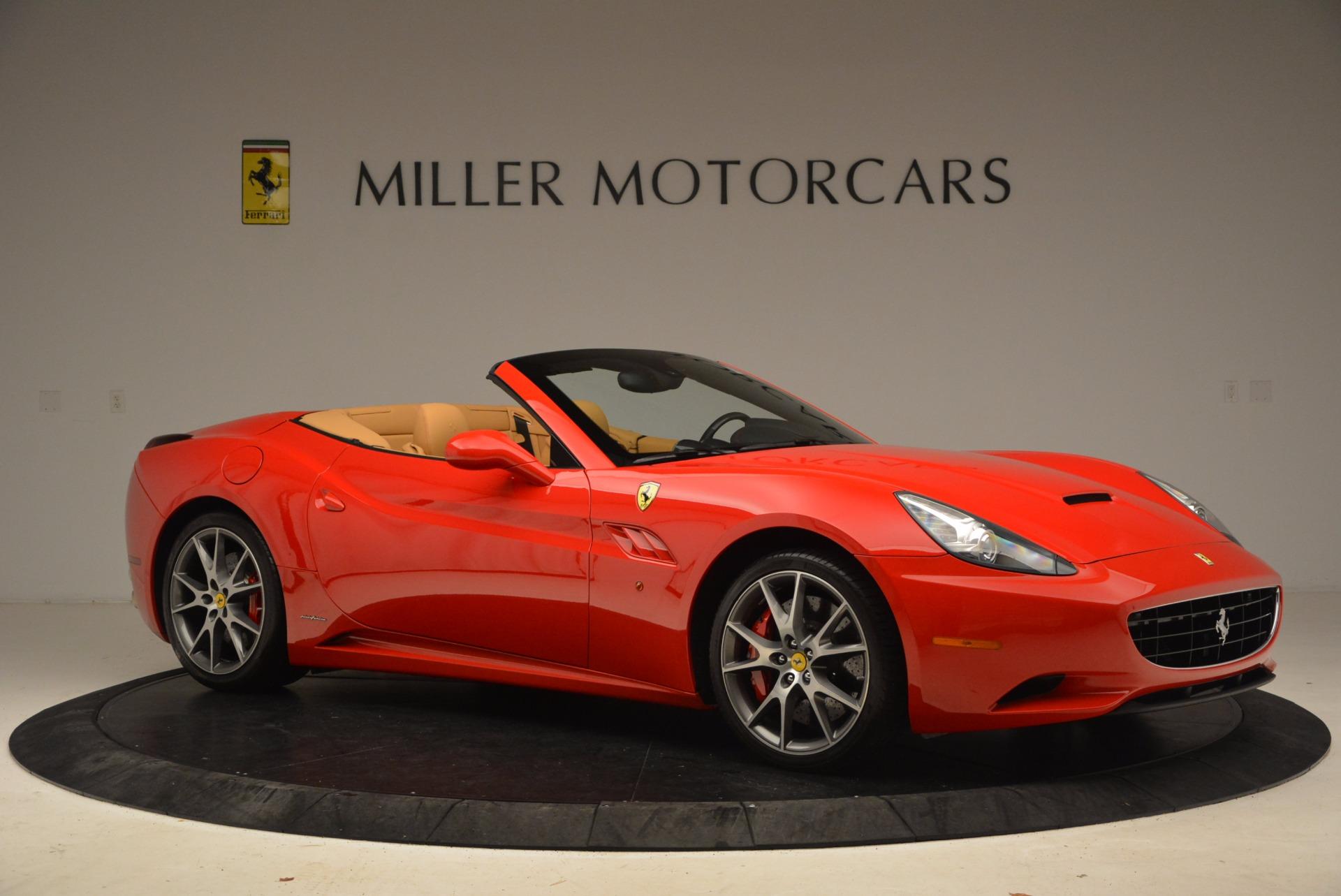 Used 2010 Ferrari California  For Sale In Greenwich, CT 1665_p10