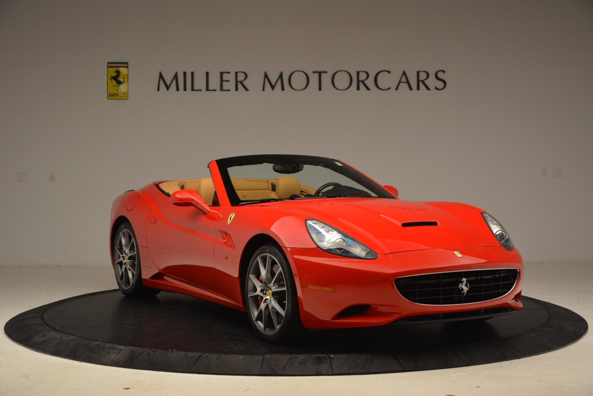 Used 2010 Ferrari California  For Sale In Greenwich, CT 1665_p11