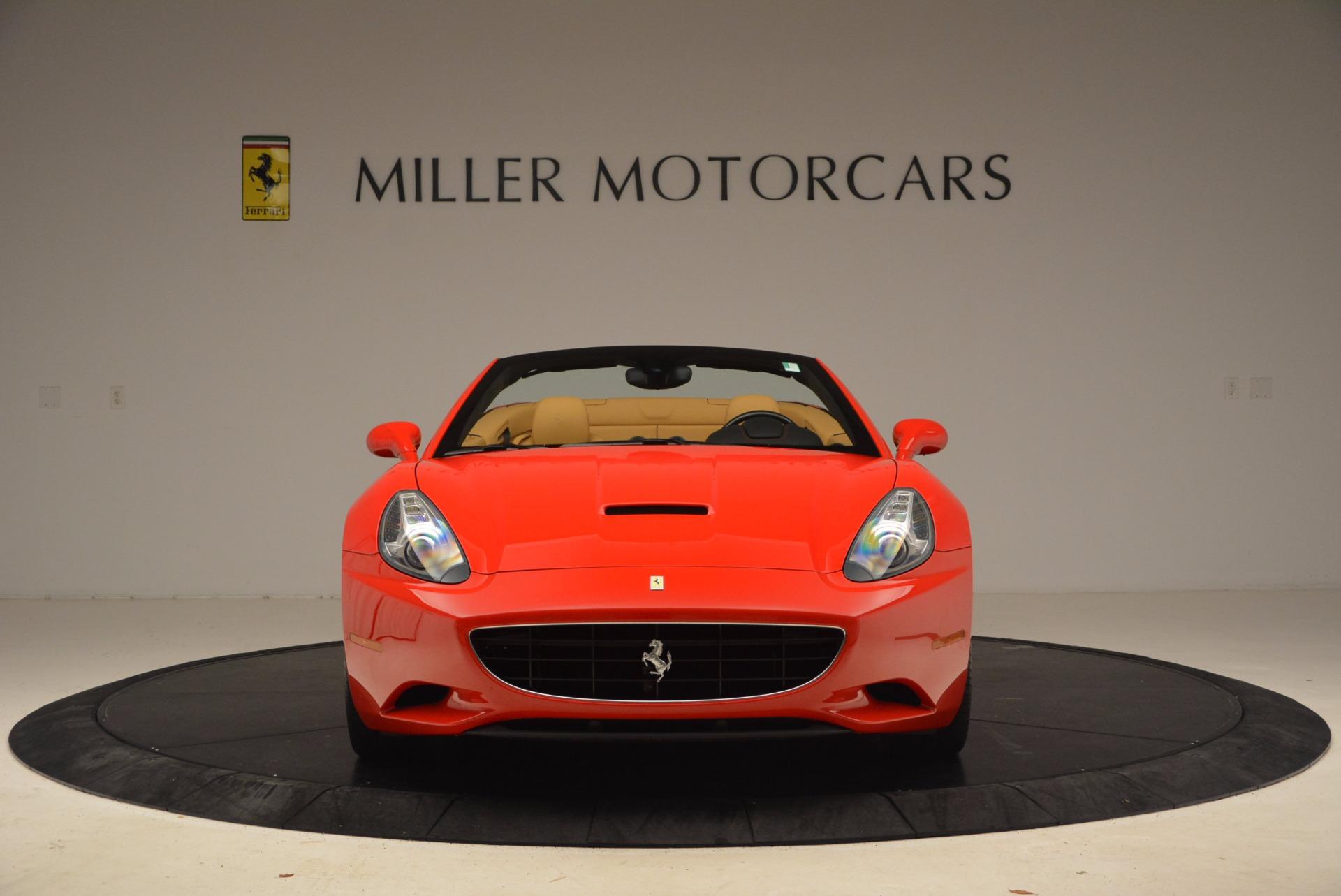 Used 2010 Ferrari California  For Sale In Greenwich, CT 1665_p12