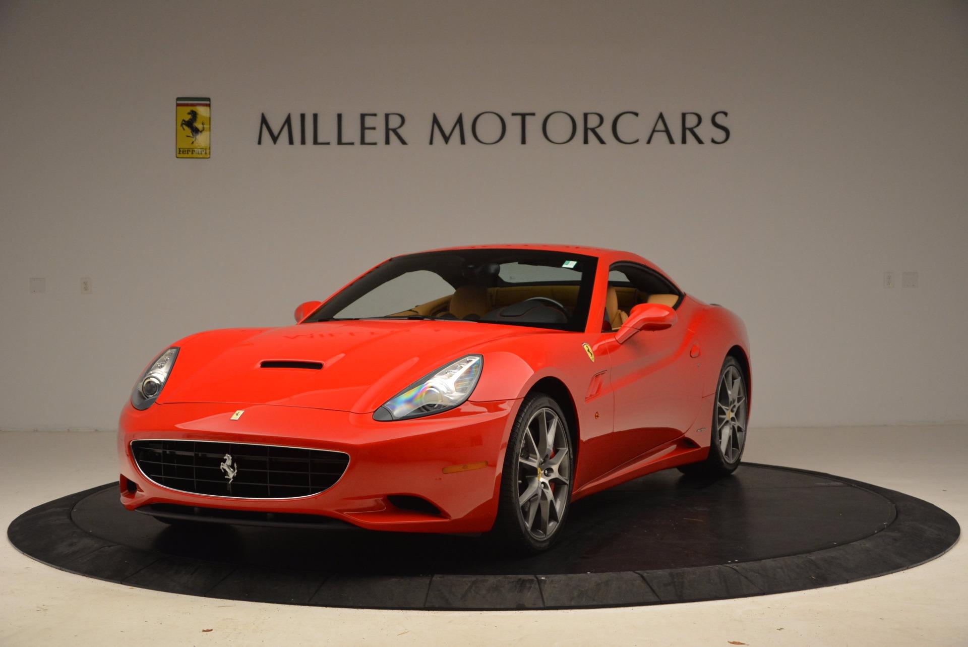 Used 2010 Ferrari California  For Sale In Greenwich, CT 1665_p13
