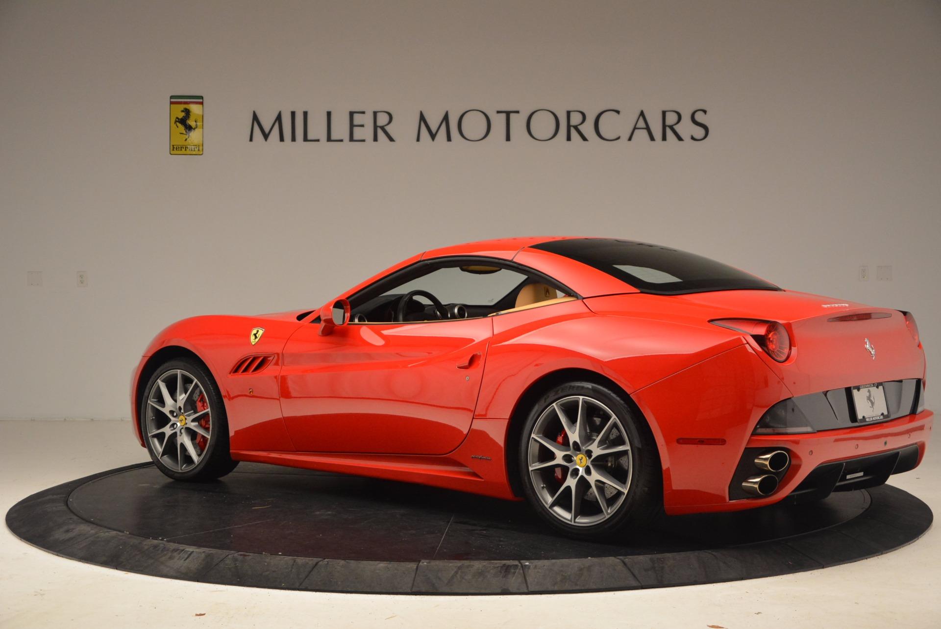 Used 2010 Ferrari California  For Sale In Greenwich, CT 1665_p16