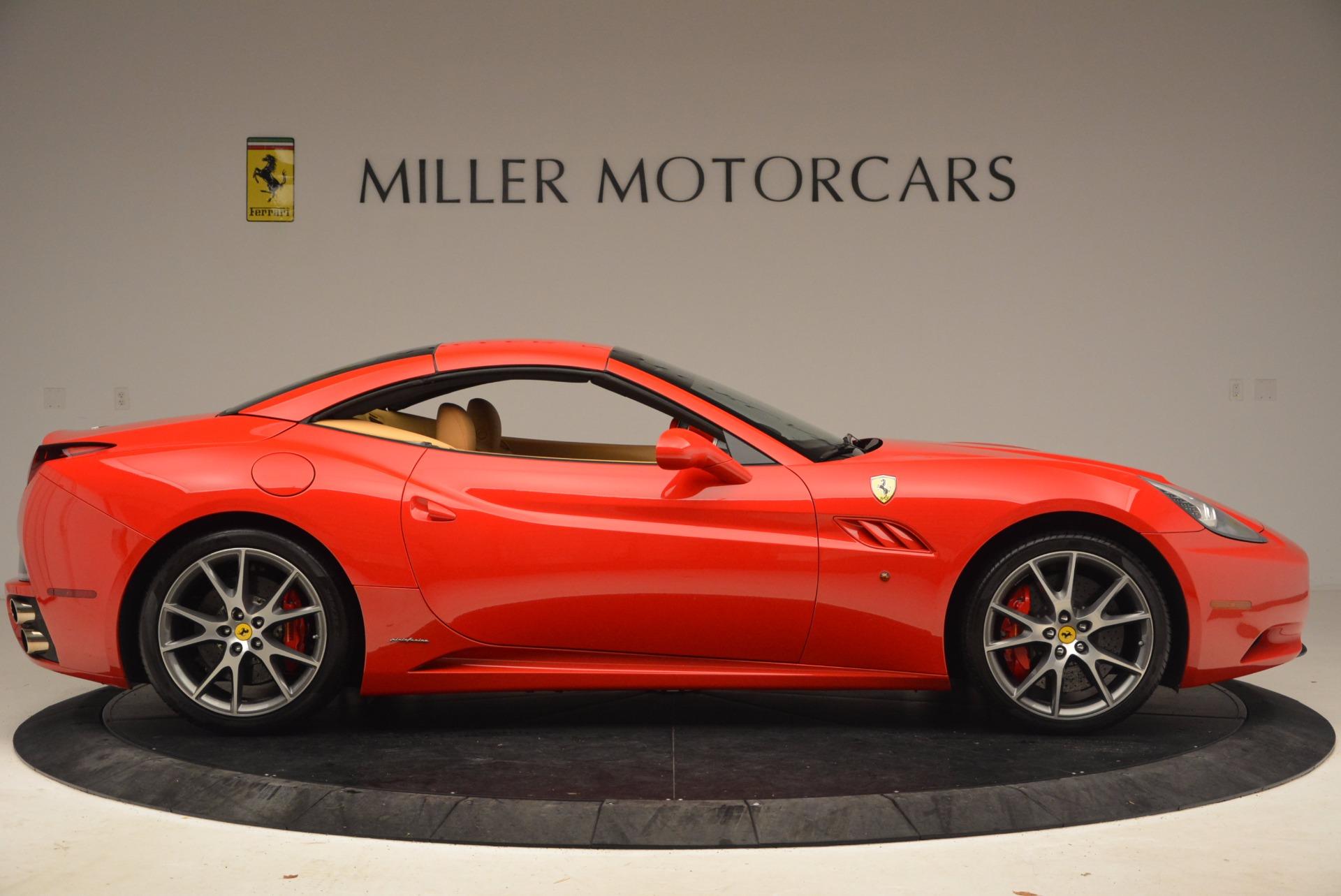 Used 2010 Ferrari California  For Sale In Greenwich, CT 1665_p21
