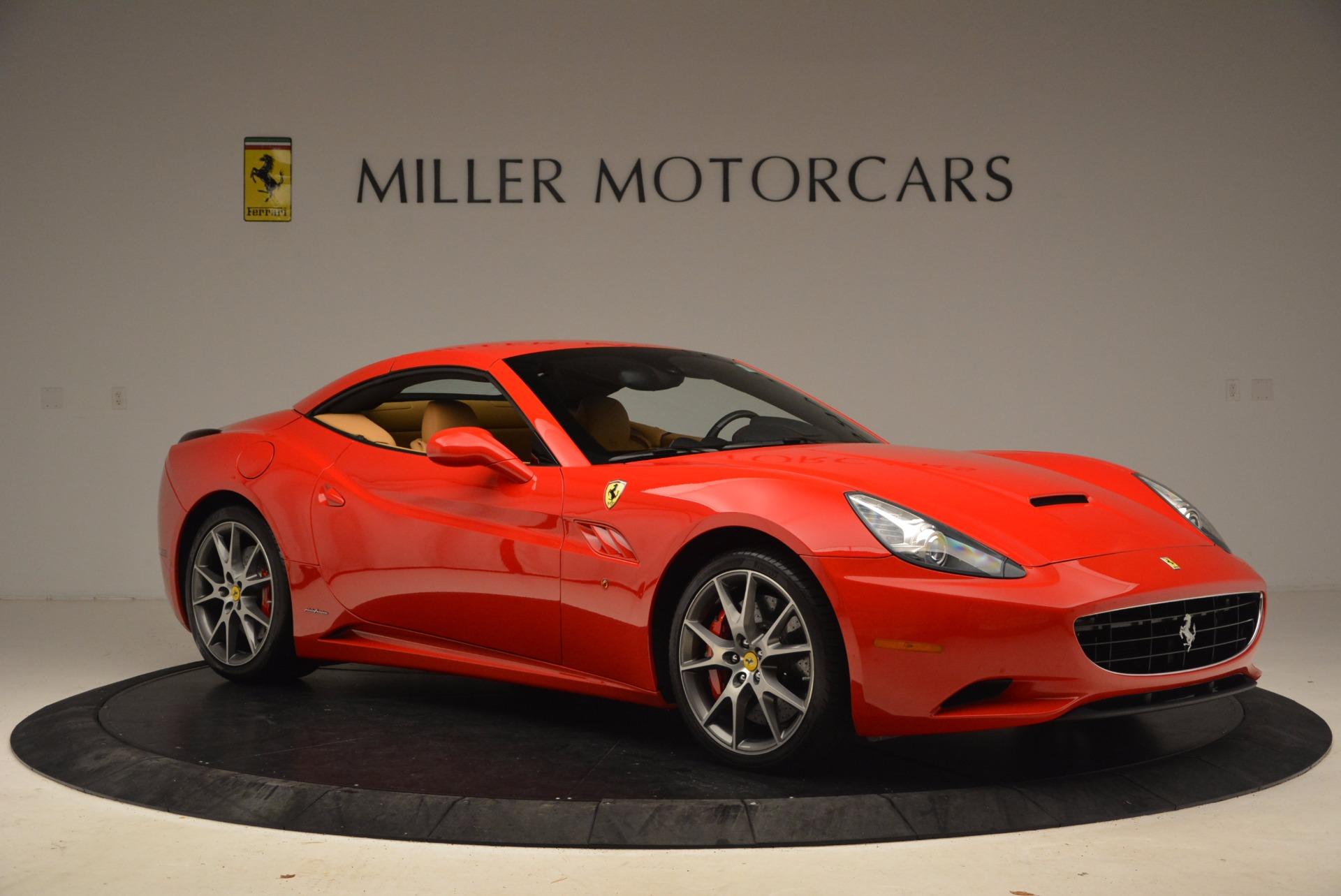 Used 2010 Ferrari California  For Sale In Greenwich, CT 1665_p22
