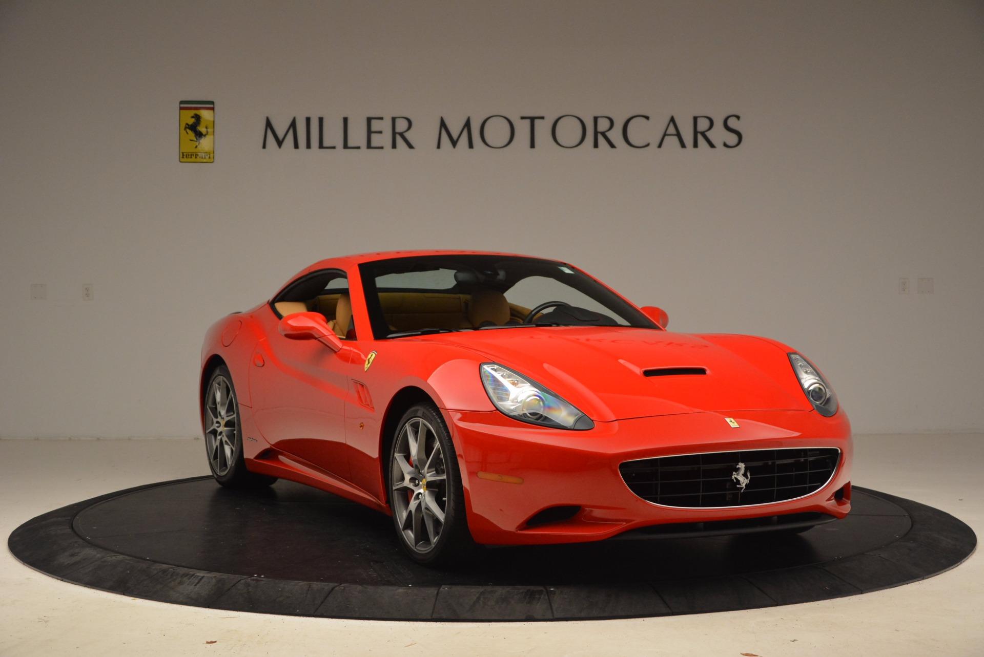 Used 2010 Ferrari California  For Sale In Greenwich, CT 1665_p23
