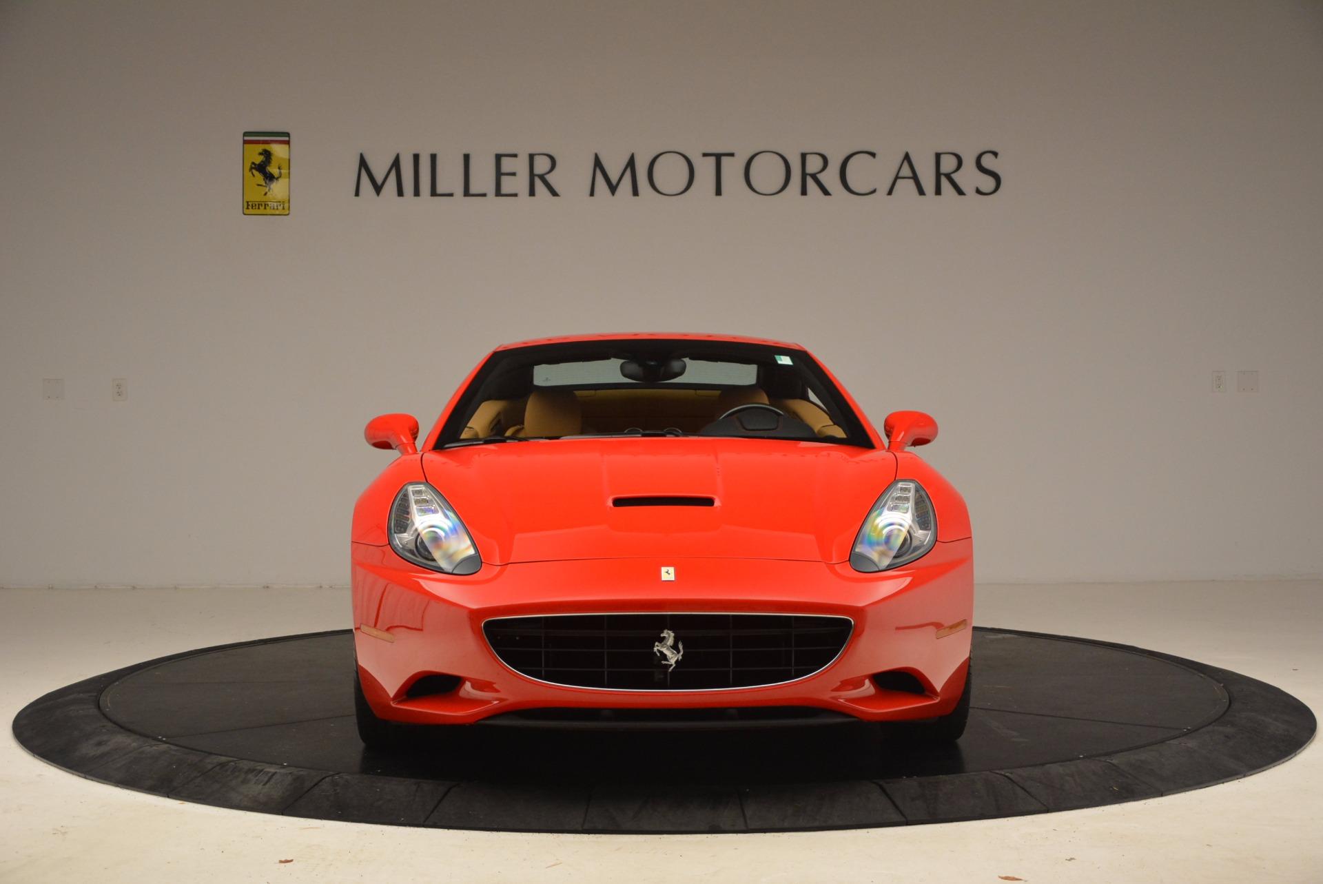 Used 2010 Ferrari California  For Sale In Greenwich, CT 1665_p24