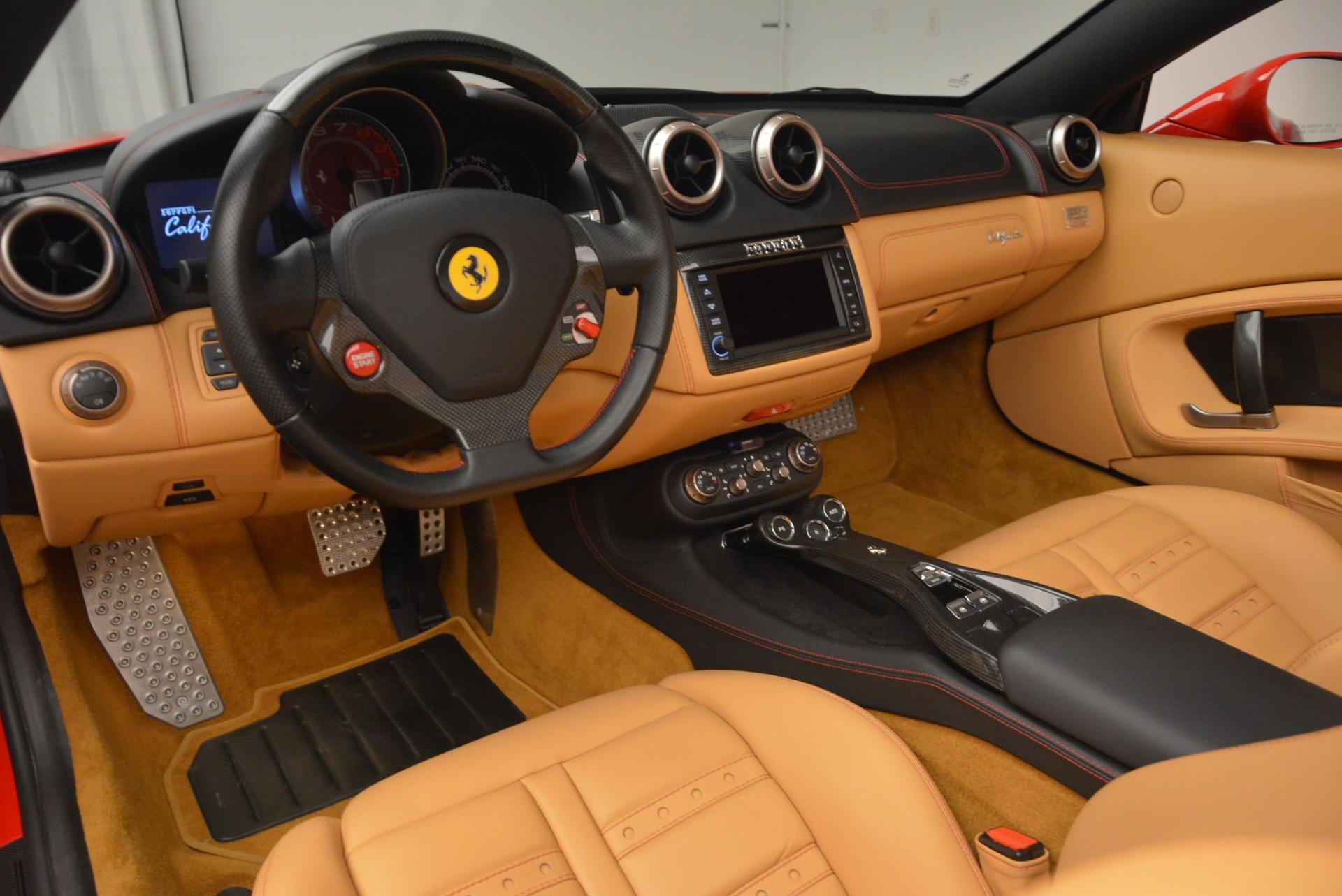 Used 2010 Ferrari California  For Sale In Greenwich, CT 1665_p25