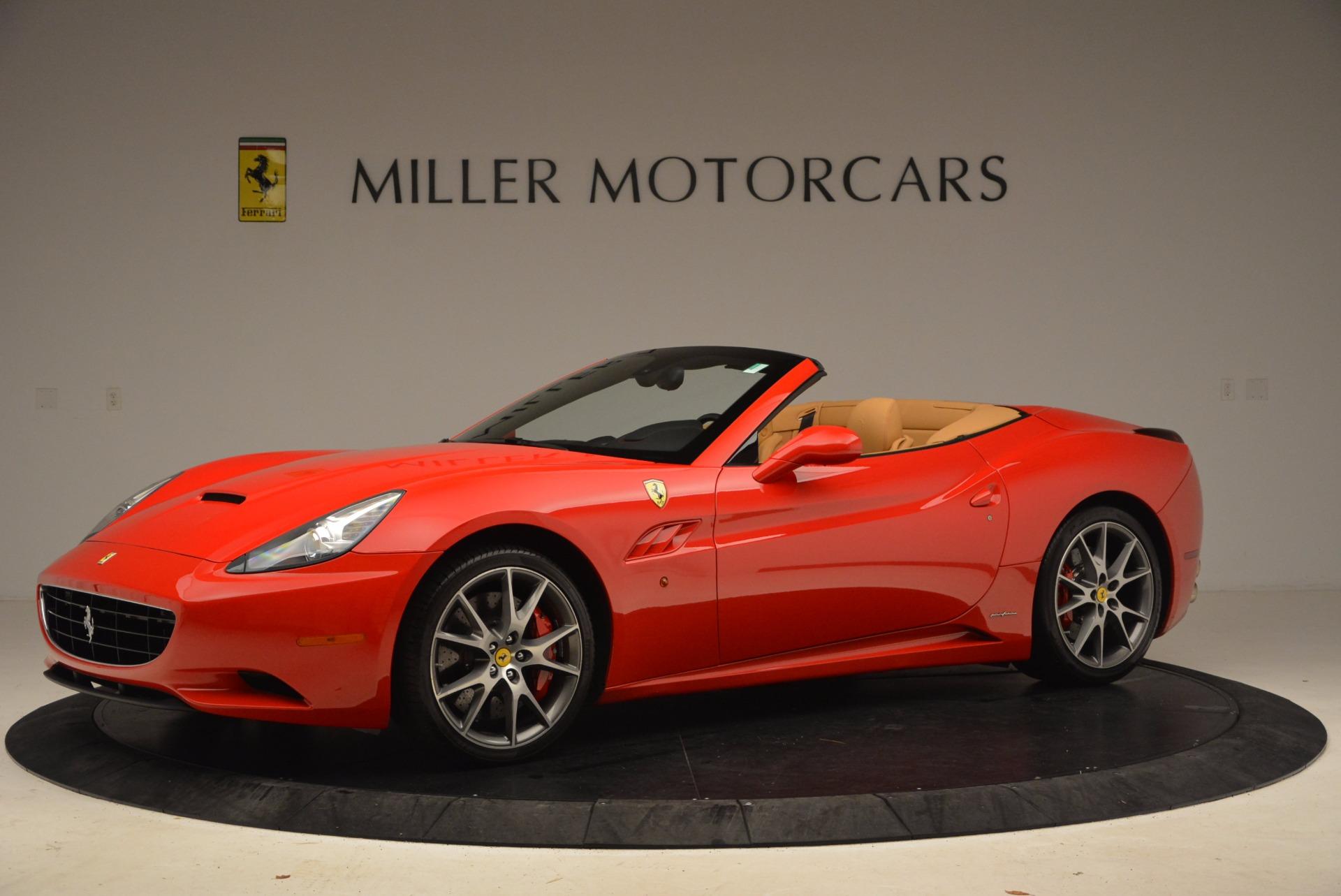 Used 2010 Ferrari California  For Sale In Greenwich, CT 1665_p2