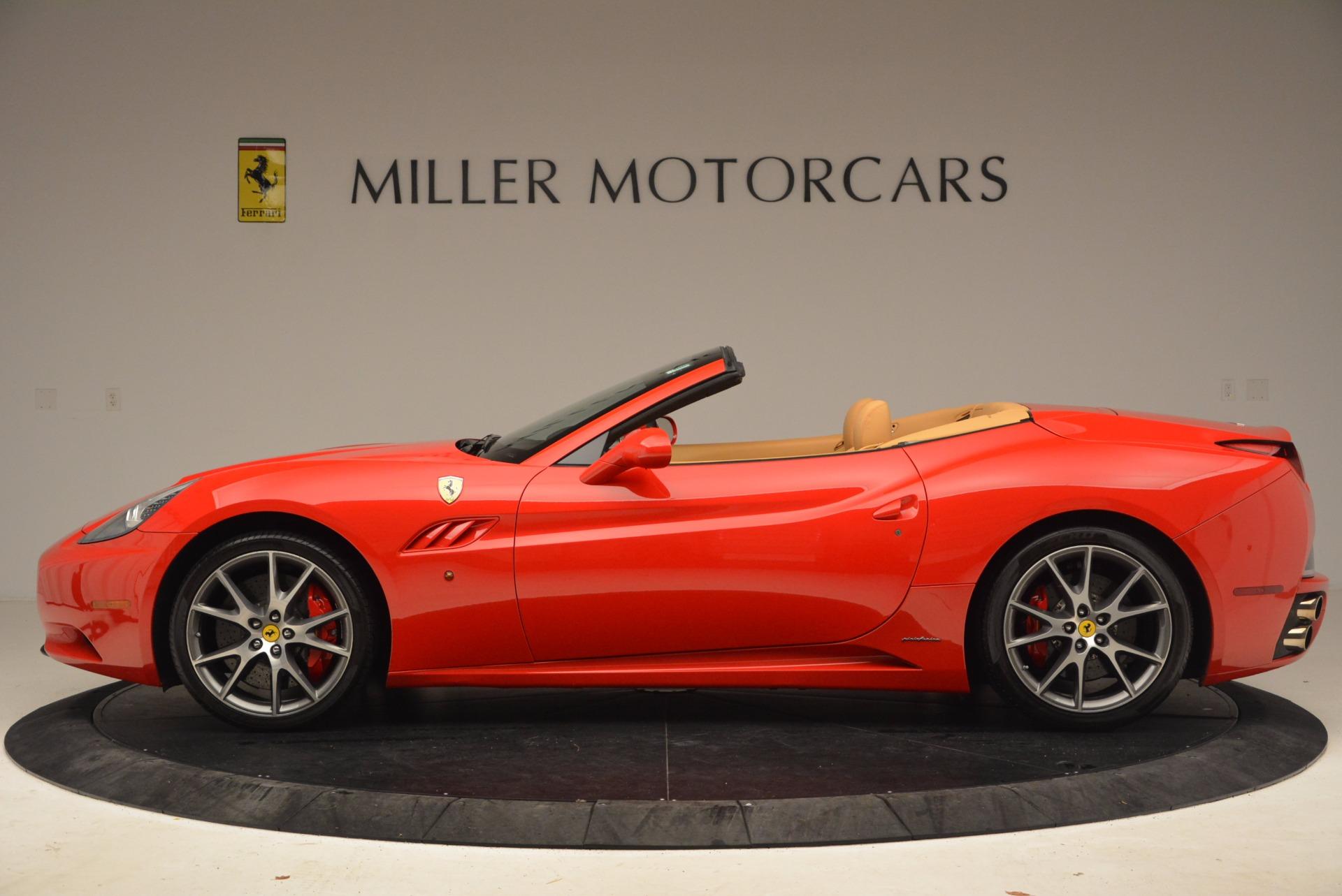 Used 2010 Ferrari California  For Sale In Greenwich, CT 1665_p3