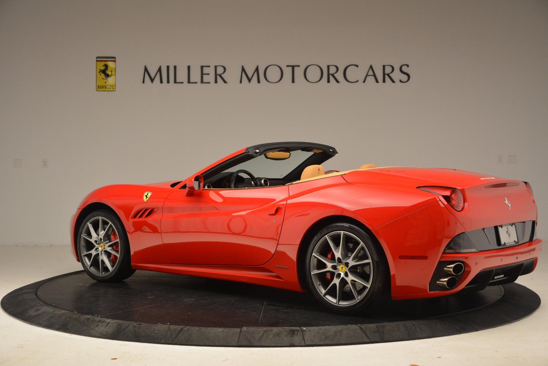 Used 2010 Ferrari California  For Sale In Greenwich, CT 1665_p4