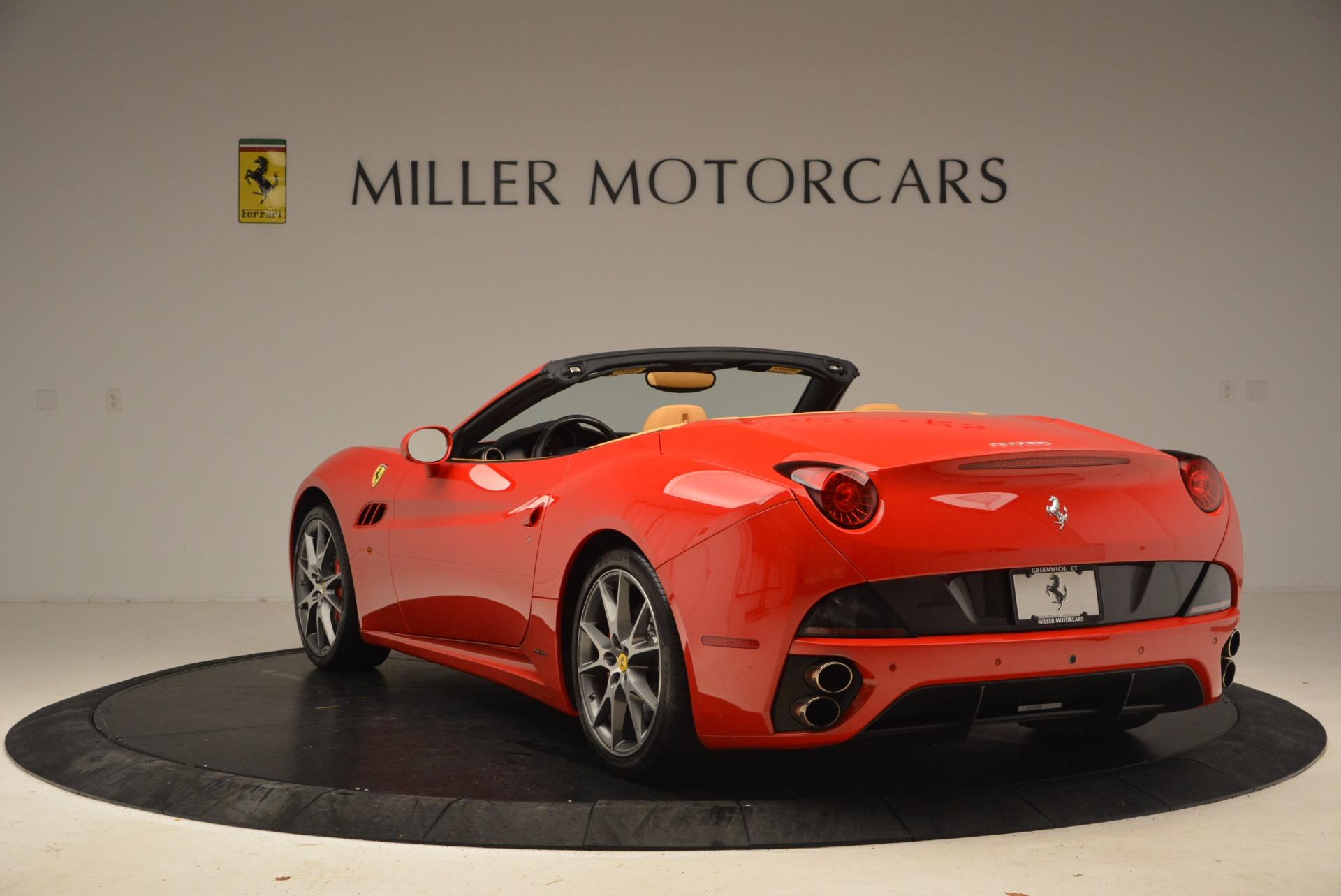 Used 2010 Ferrari California  For Sale In Greenwich, CT 1665_p5