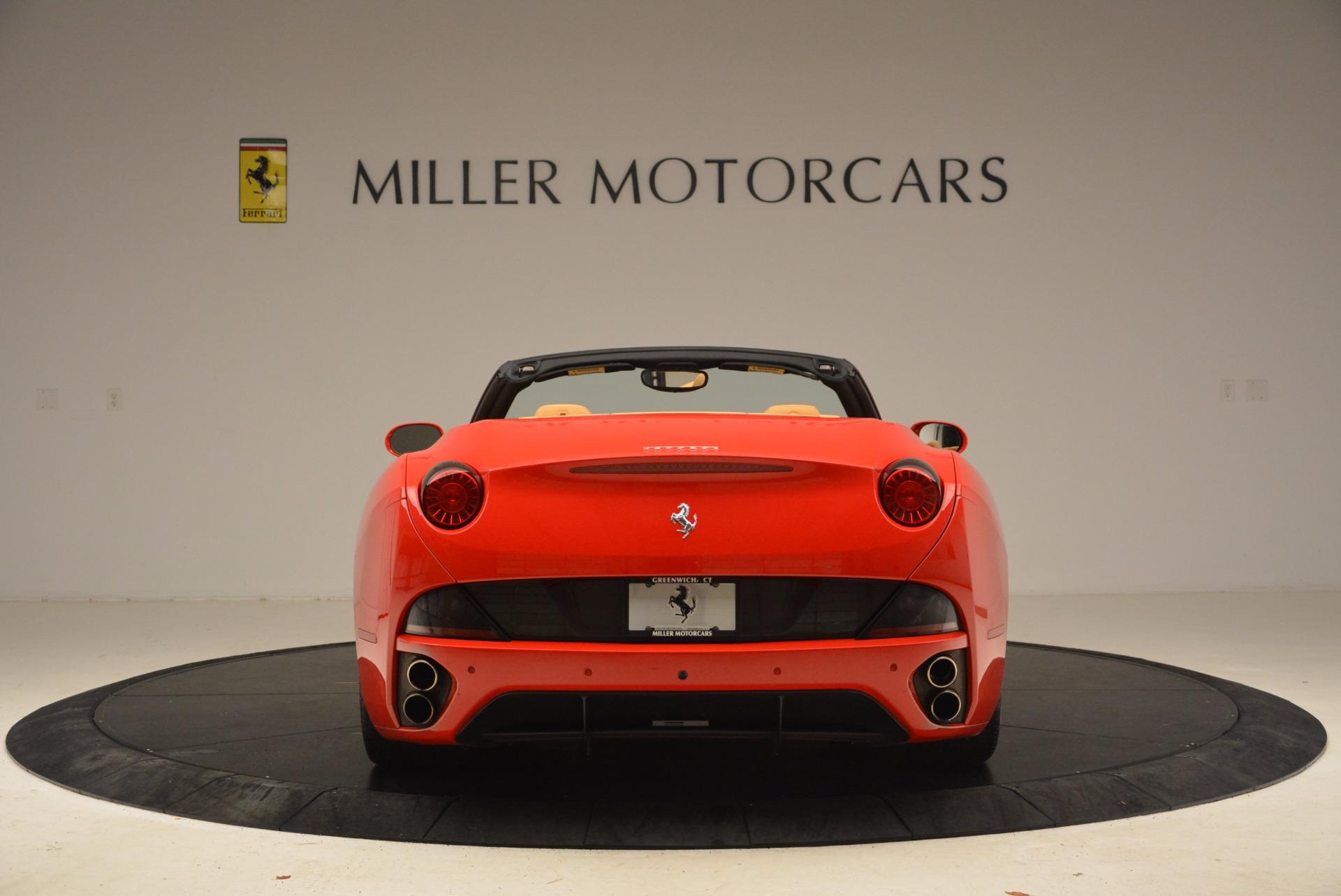 Used 2010 Ferrari California  For Sale In Greenwich, CT 1665_p6