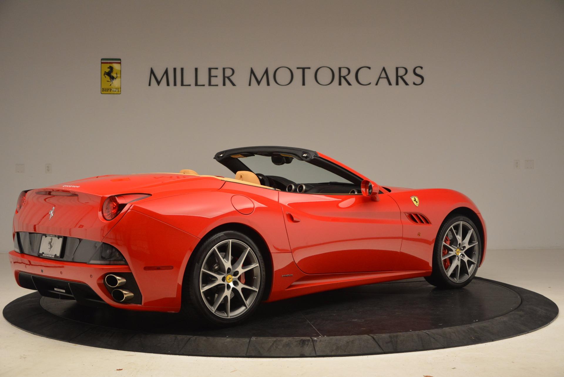 Used 2010 Ferrari California  For Sale In Greenwich, CT 1665_p8