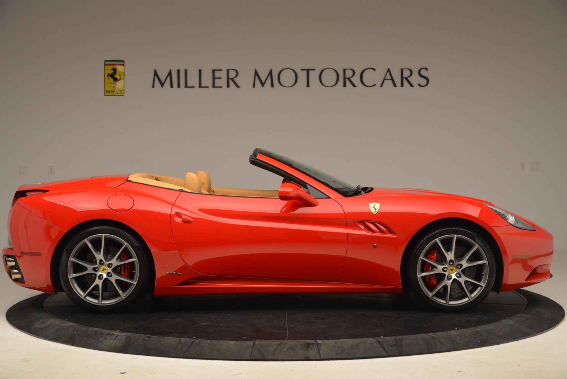 Used 2010 Ferrari California  For Sale In Greenwich, CT 1665_p9