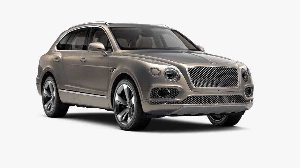 New 2018 Bentley Bentayga Signature For Sale In Greenwich, CT 1666_main