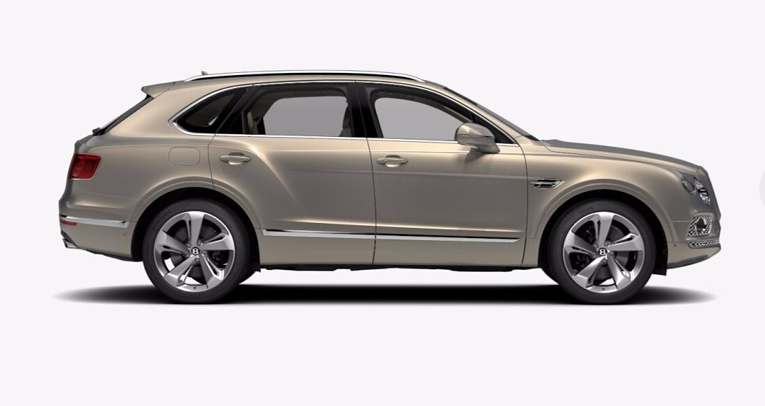 New 2018 Bentley Bentayga Signature For Sale In Greenwich, CT 1666_p2