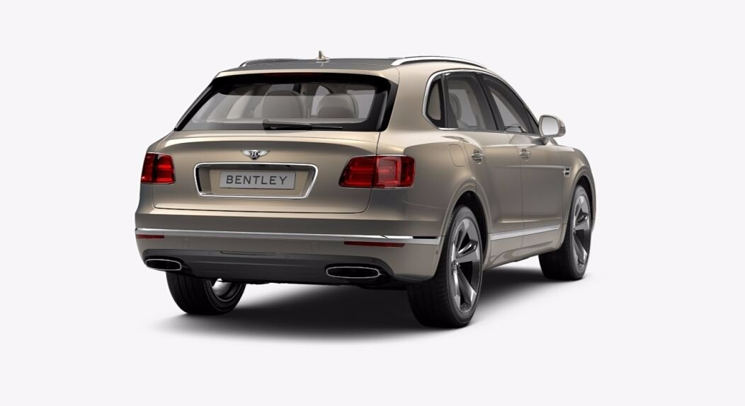 New 2018 Bentley Bentayga Signature For Sale In Greenwich, CT 1666_p3