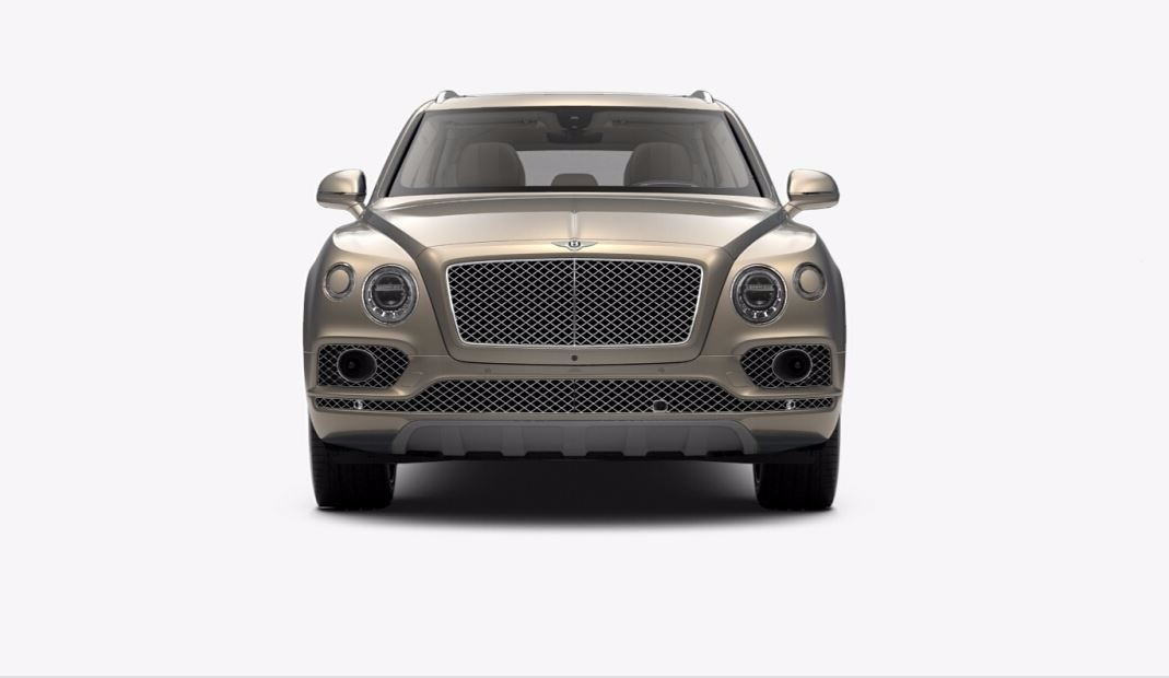 New 2018 Bentley Bentayga Signature For Sale In Greenwich, CT 1666_p5