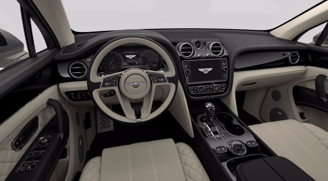 New 2018 Bentley Bentayga Signature For Sale In Greenwich, CT 1666_p6