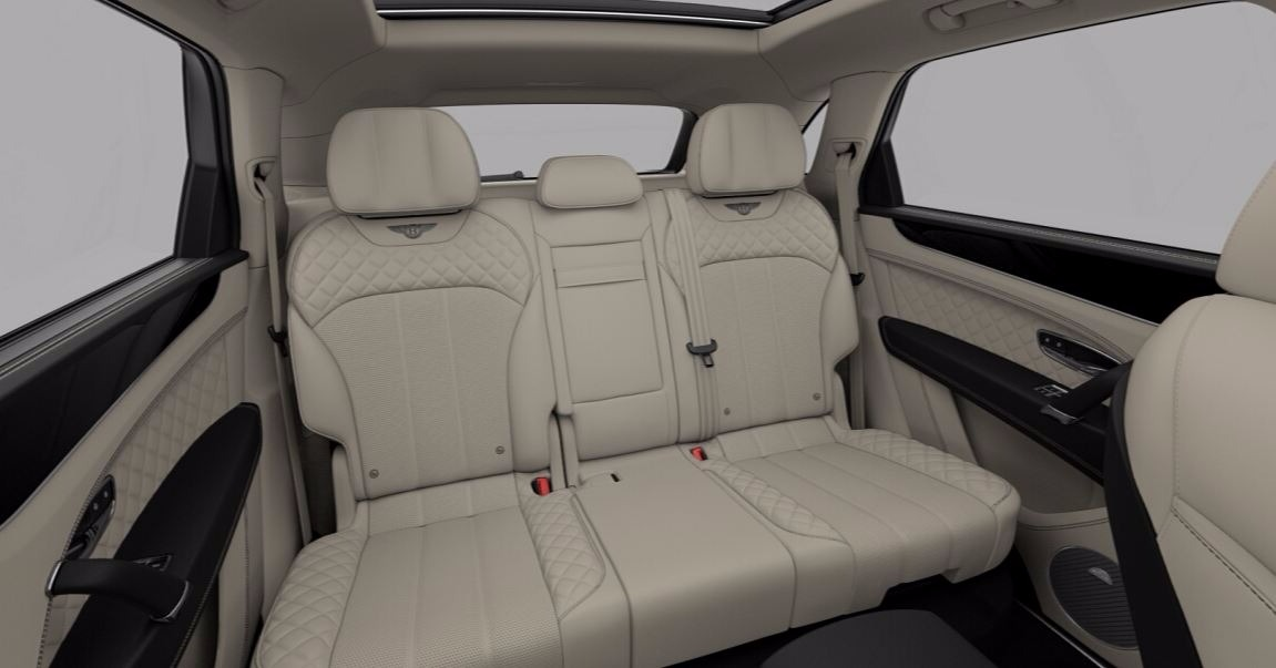 New 2018 Bentley Bentayga Signature For Sale In Greenwich, CT 1666_p9