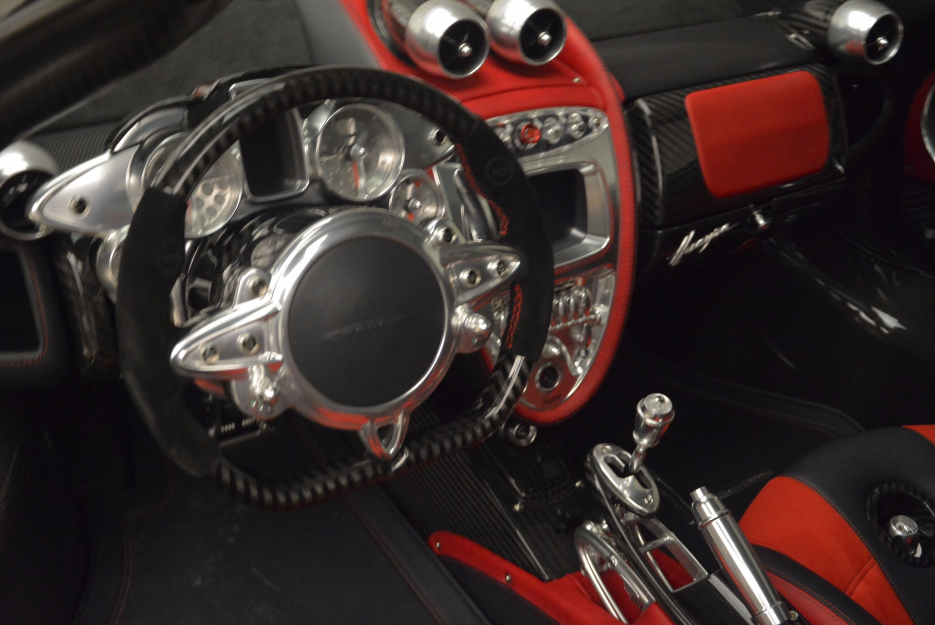 Used 2014 Pagani Huayra Tempesta For Sale In Greenwich, CT 1668_p38